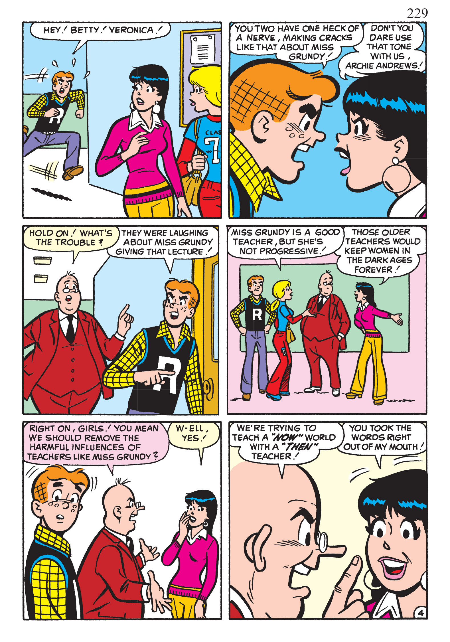 Read online The Best of Archie Comics comic -  Issue # TPB 1 (Part 2) - 2