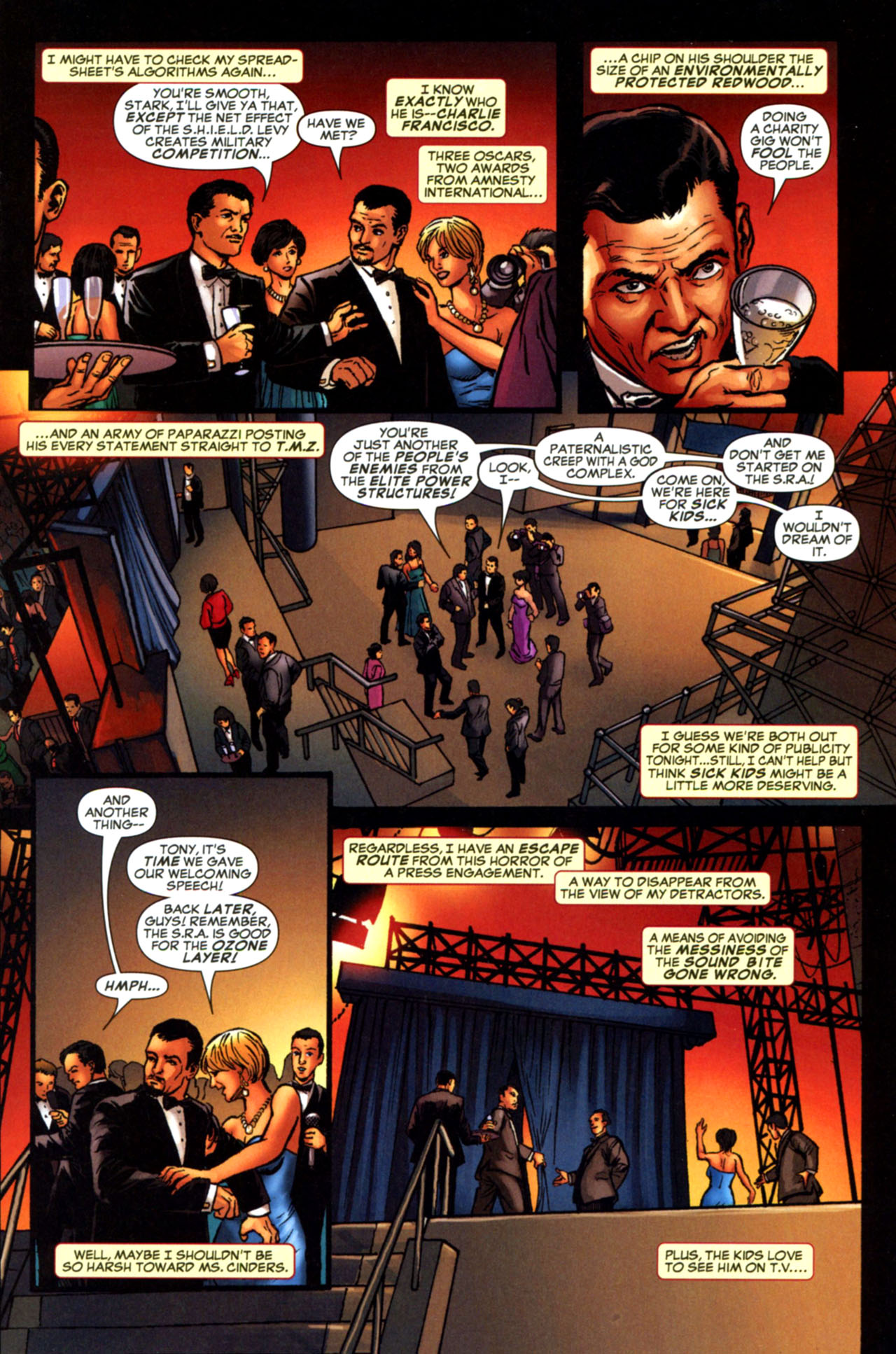 Astonishing Tales (2009) 1 Page 19