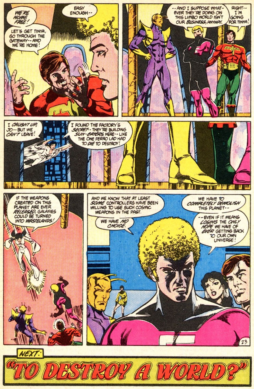 Tales of the Legion Issue #332 #19 - English 24