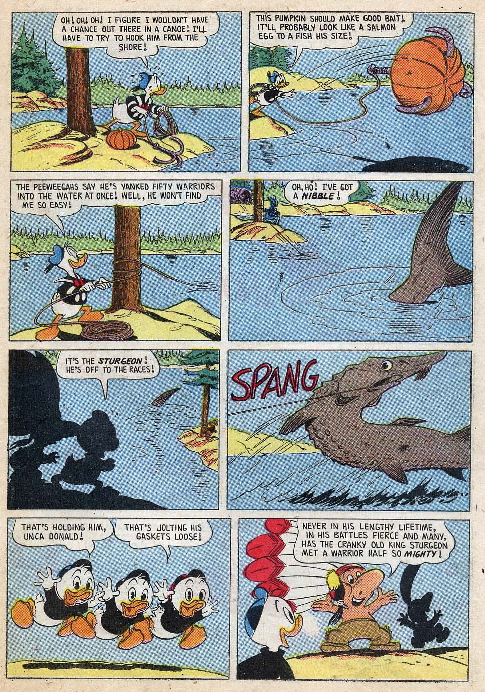 Uncle Scrooge (1953) Issue #18 #18 - English 23