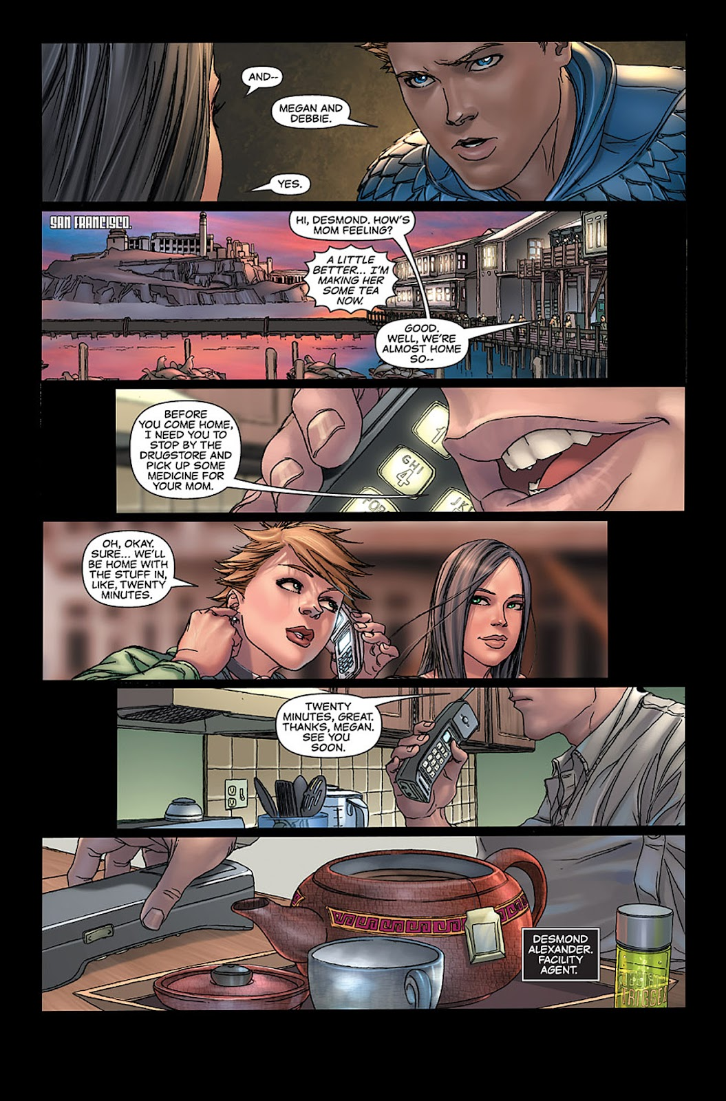 X-23: Target X Issue #3 #3 - English 17