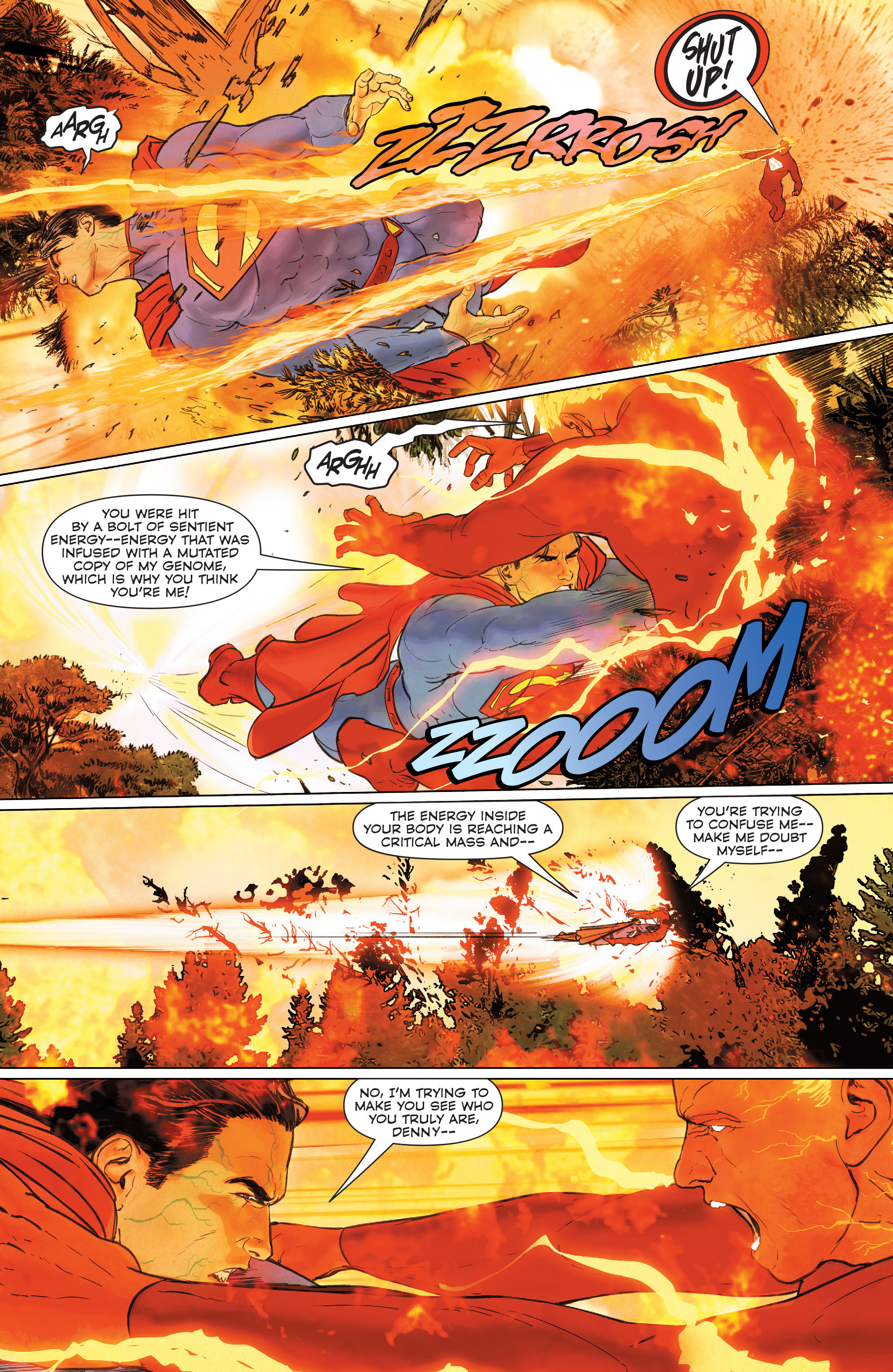 Read online Superman (2011) comic -  Issue #52 - 6