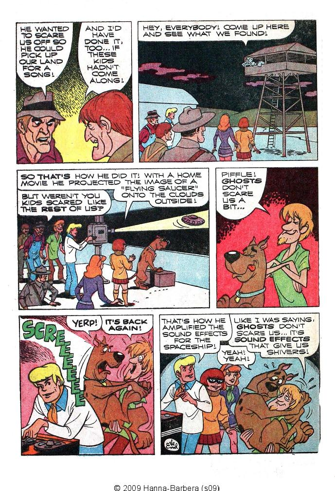 Read online Scooby-Doo... Where Are You! (1970) comic -  Issue #4 - 32