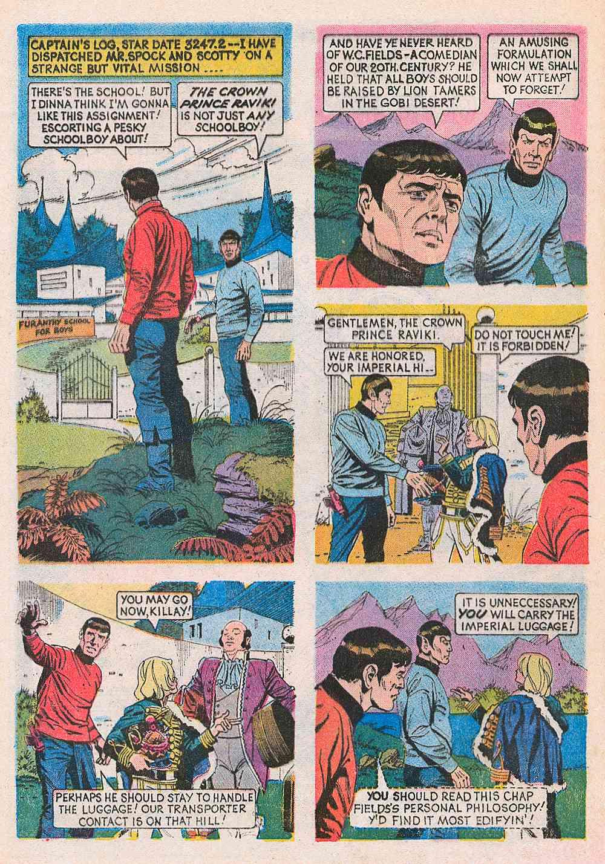 Star Trek (1967) Issue #20 #20 - English 3
