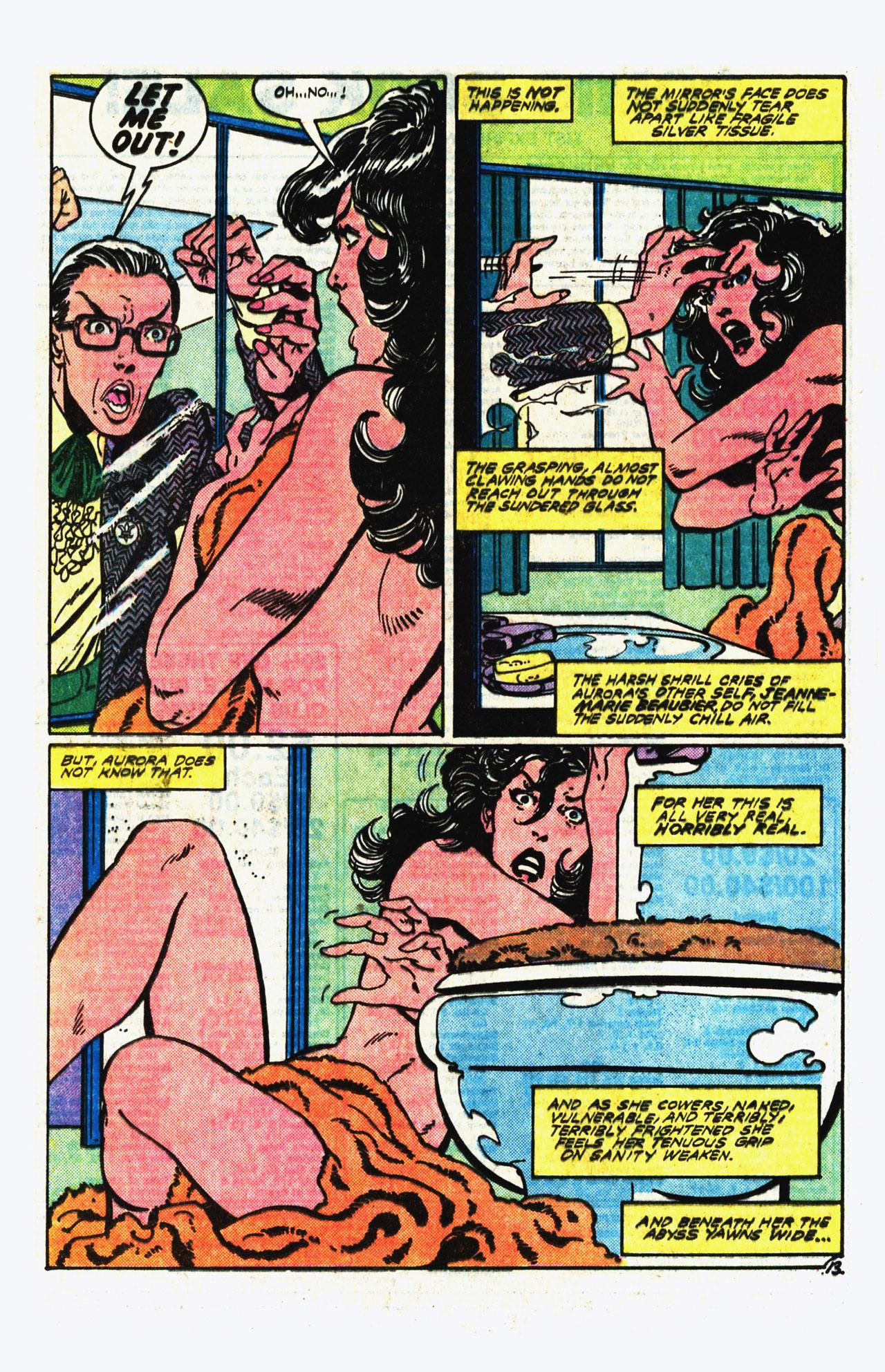 Alpha Flight (1983) 14 Page 13
