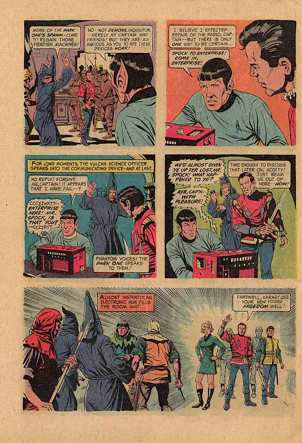 Star Trek (1967) Issue #16 #16 - English 25