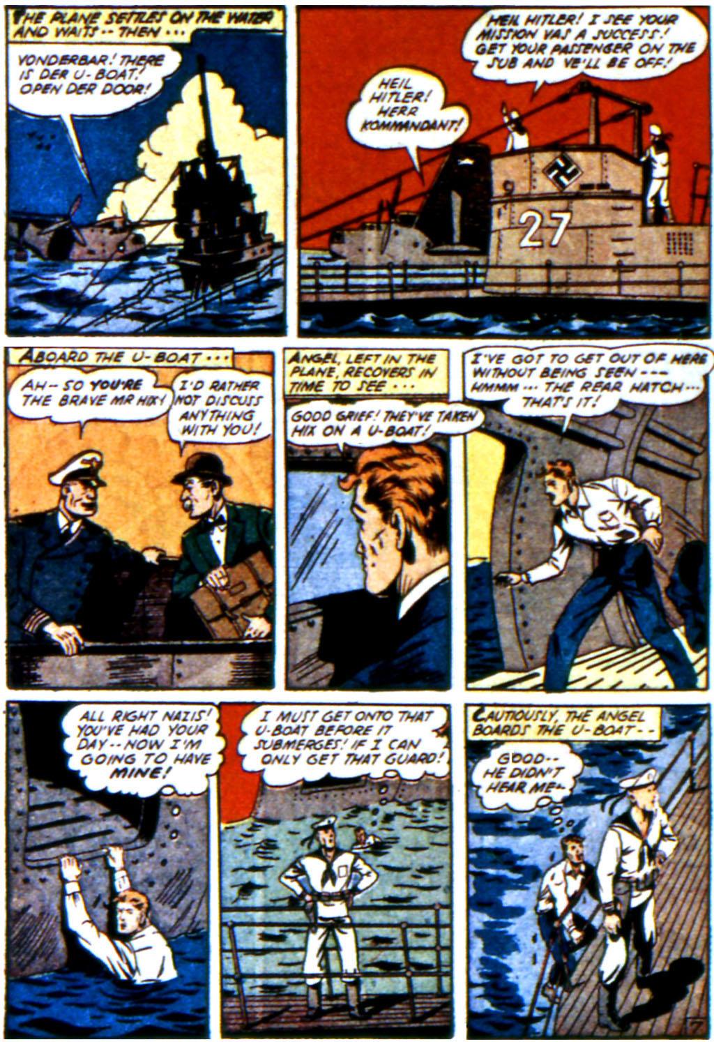 Sub-Mariner Comics Issue #11 #11 - English 48