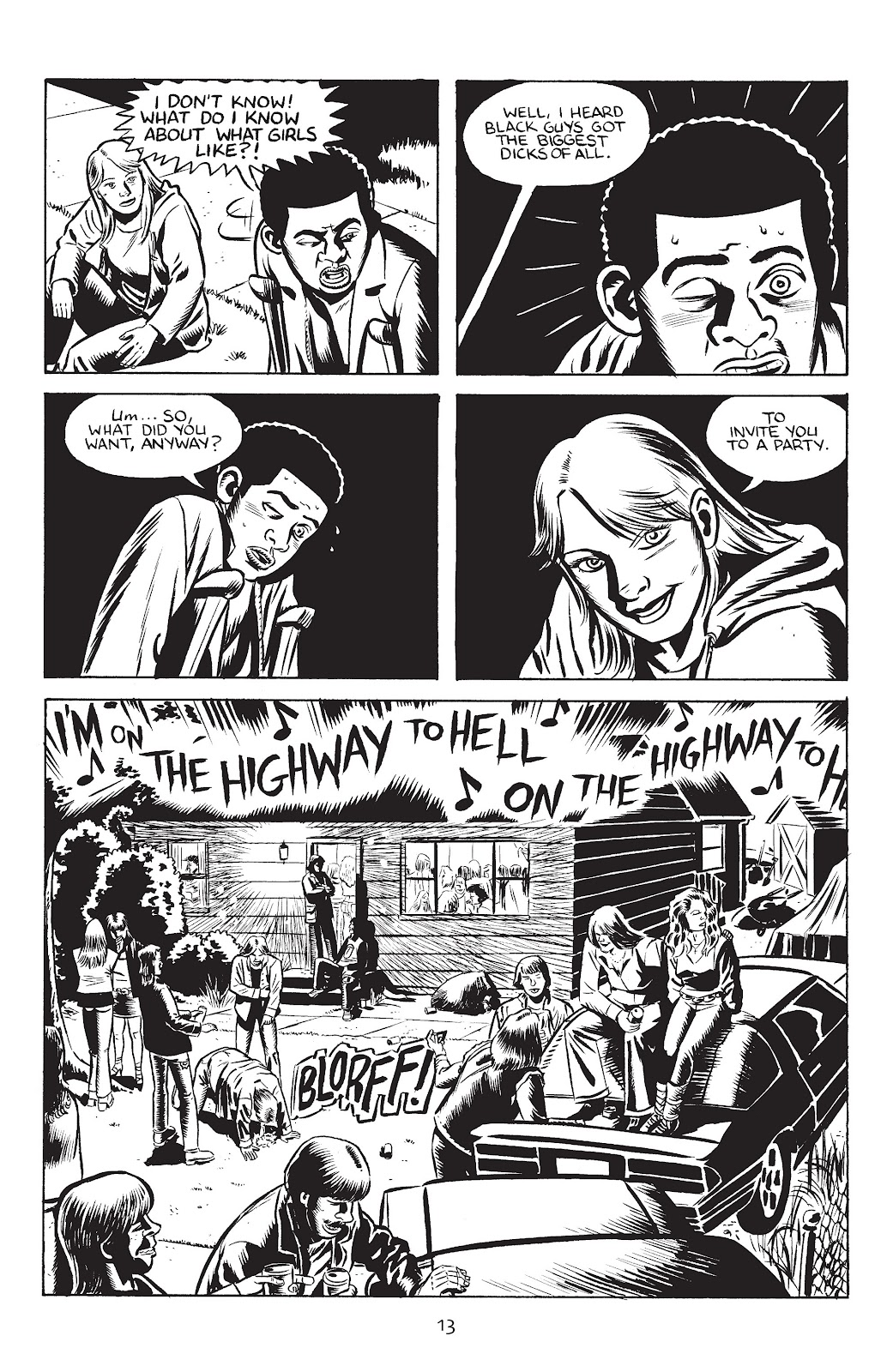 Stray Bullets Issue #33 #33 - English 15
