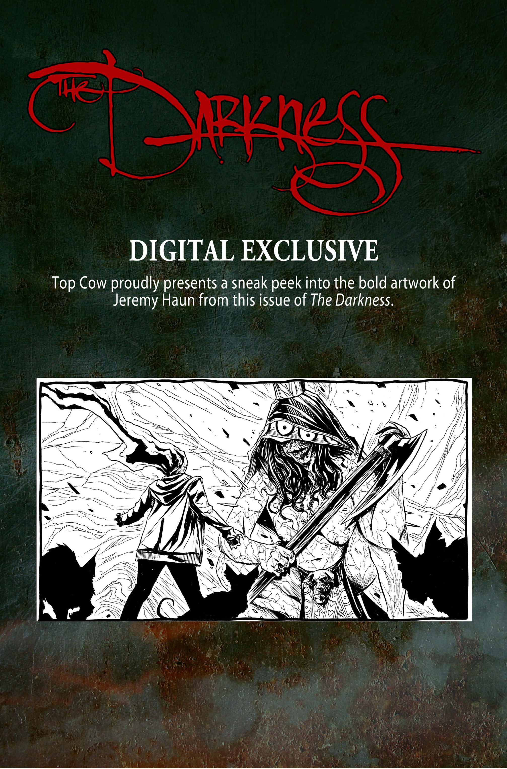 Read online The Darkness (2007) comic -  Issue #113 - 32