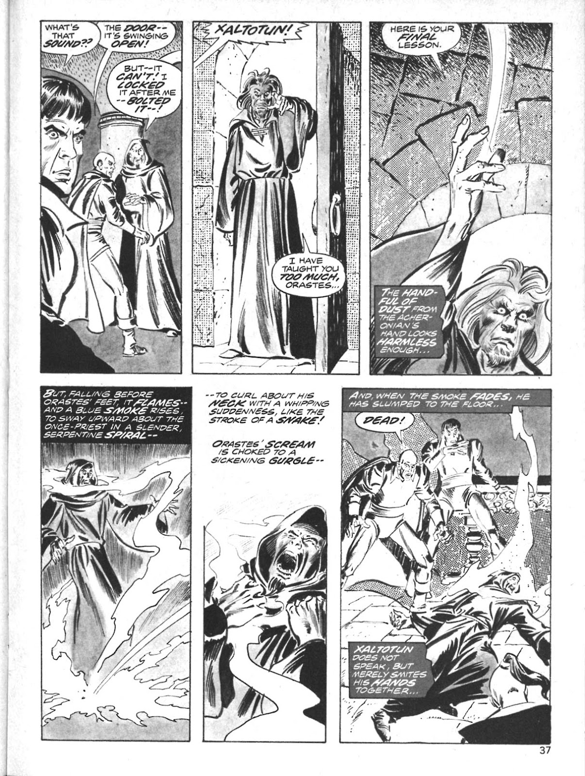 The Savage Sword Of Conan Issue #10 #11 - English 29