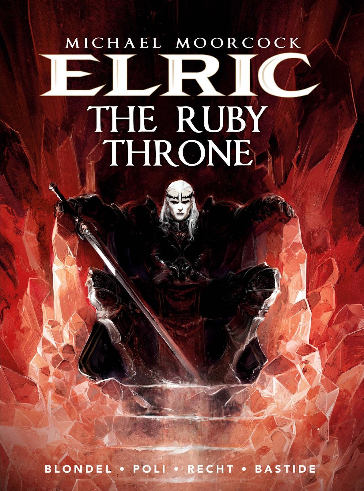 Elric (2014) TPB 1 #1 - English 1