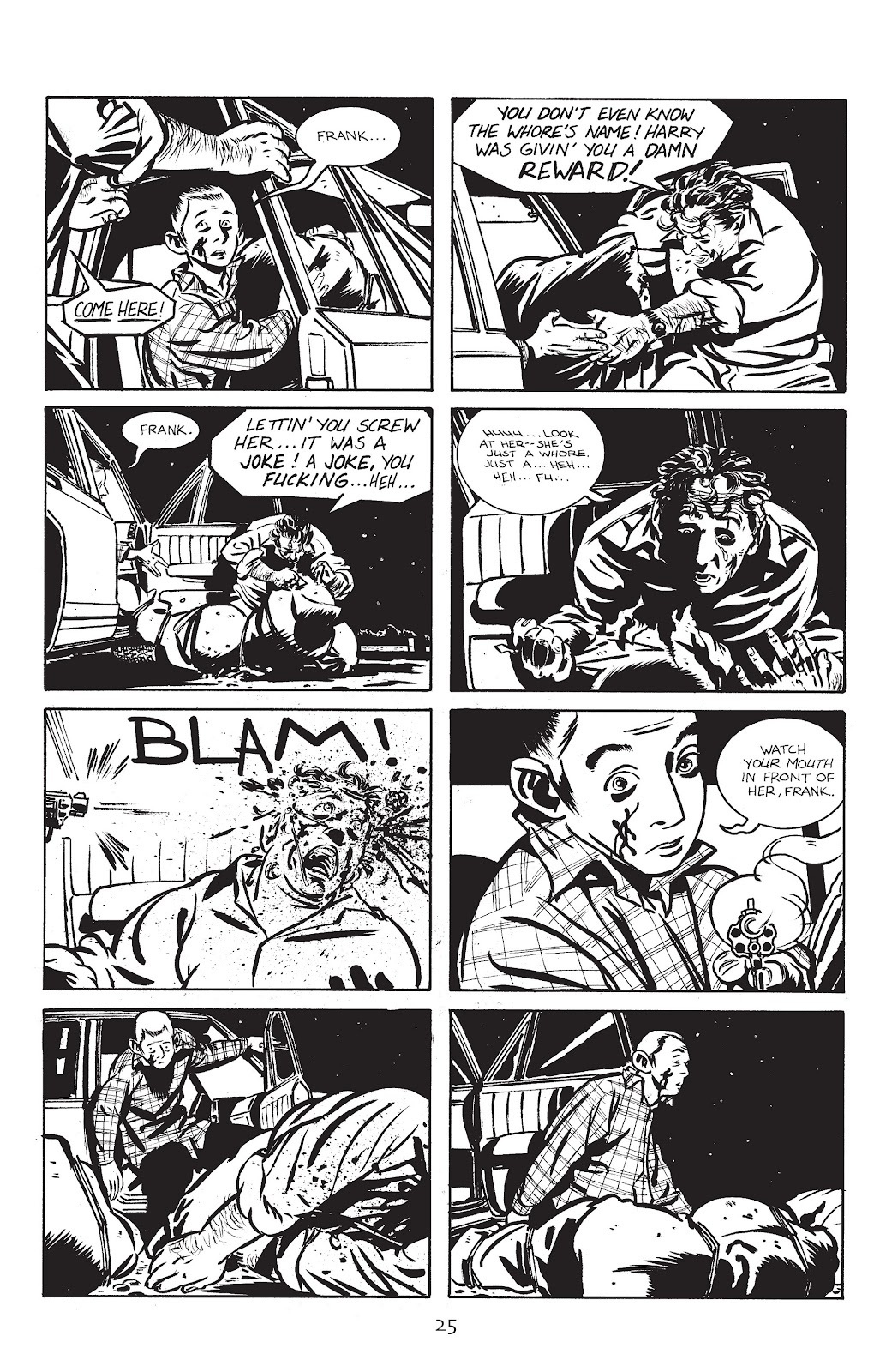 Stray Bullets Issue #1 #1 - English 28