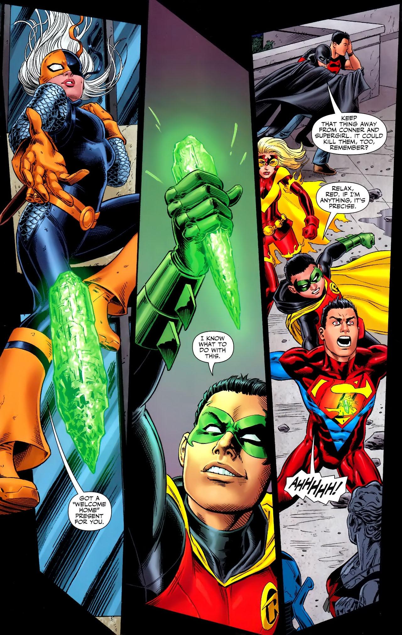 Teen Titans (2003) #100 #110 - English 18
