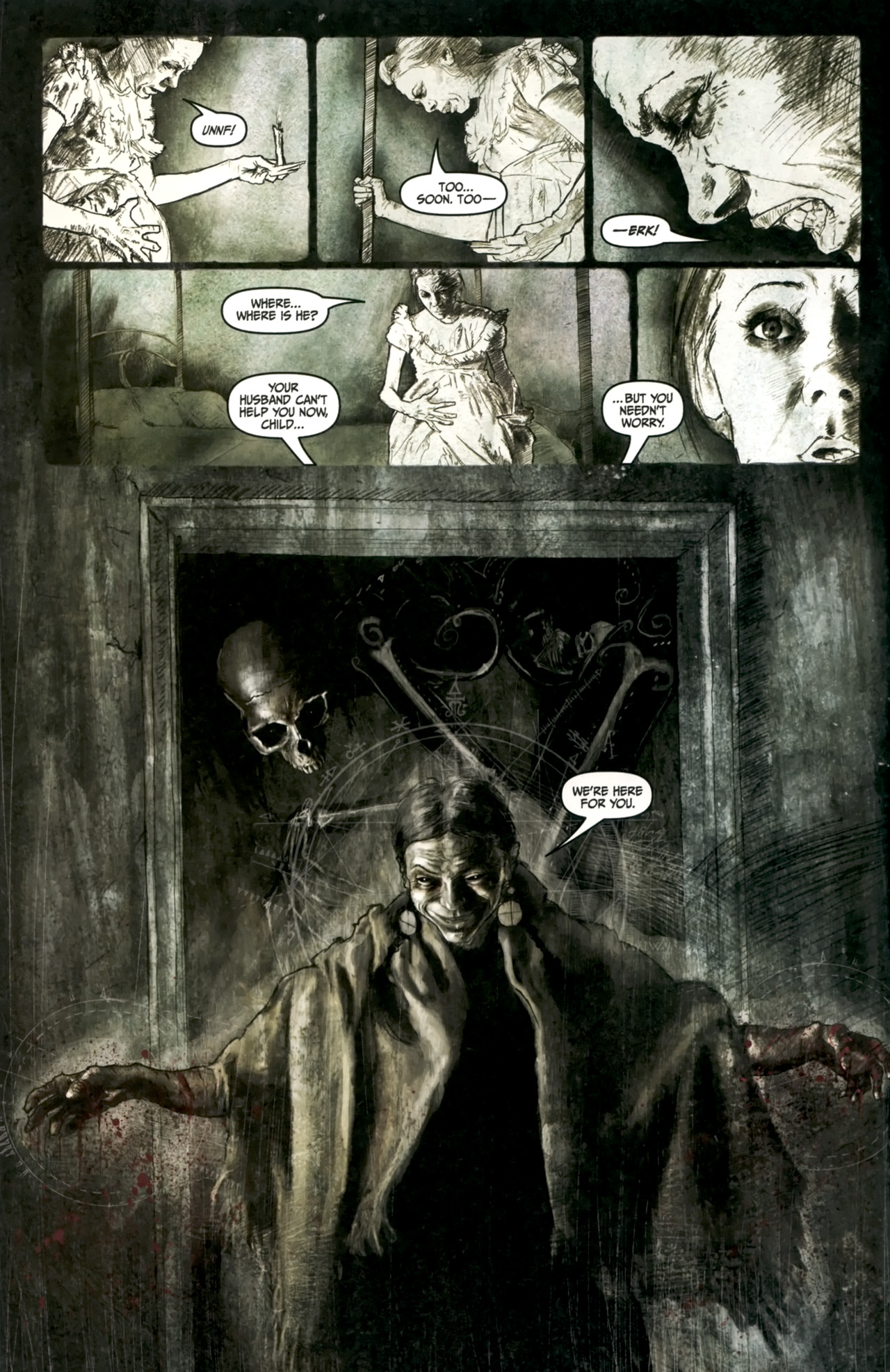 Read online Silent Hill: Past Life comic -  Issue #4 - 4