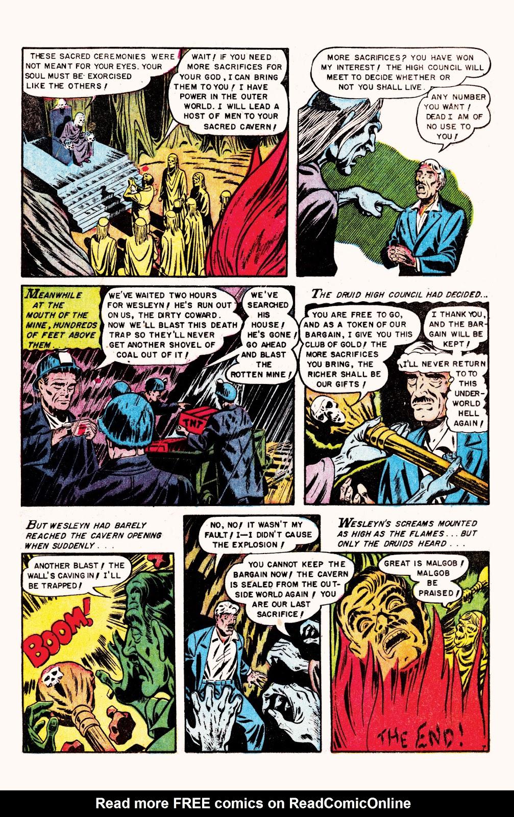 Haunted Horror Issue #9 #9 - English 37