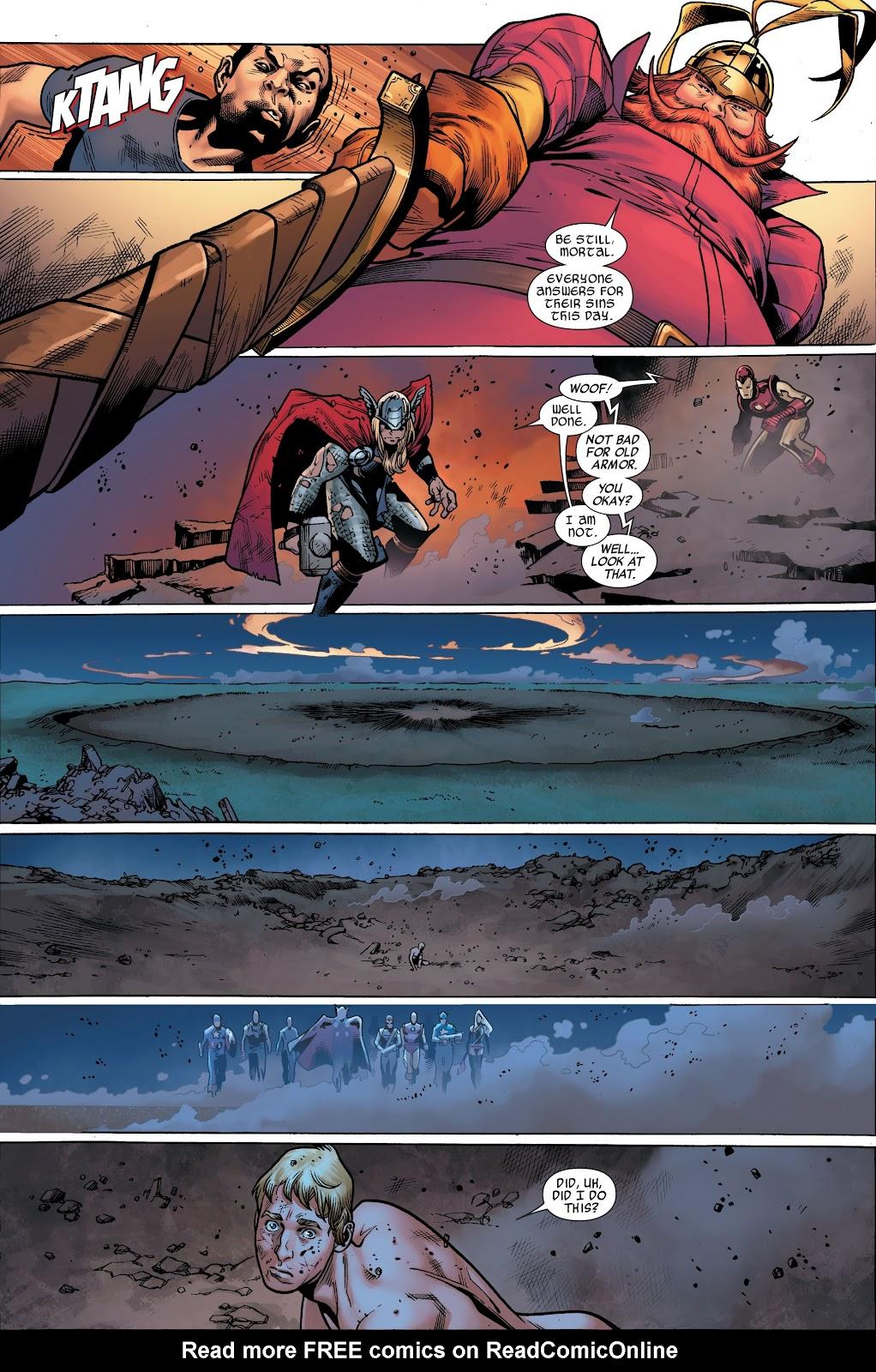 Siege (2010) Issue #4 #4 - English 16