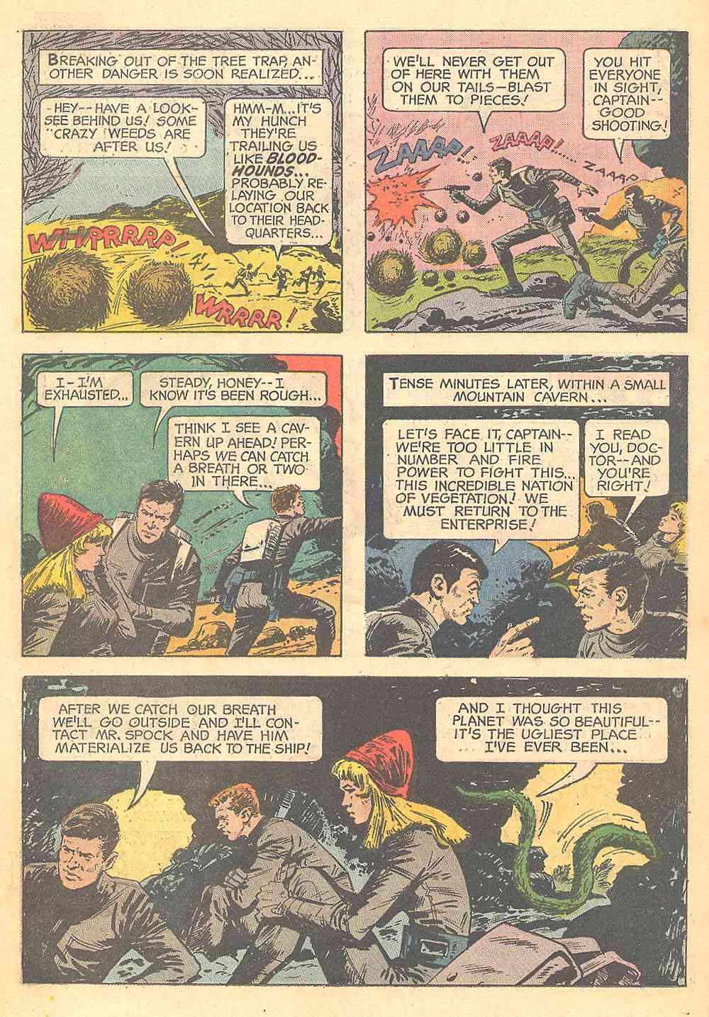 Star Trek (1967) Issue #1 #1 - English 14