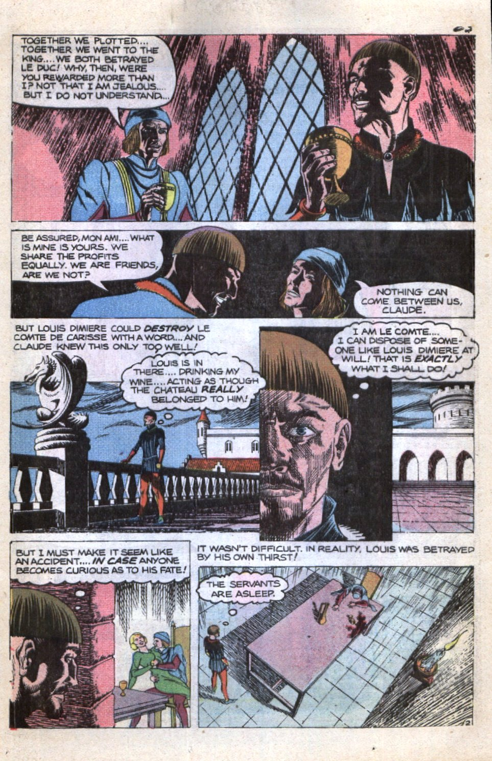 Read online Scary Tales comic -  Issue #10 - 25