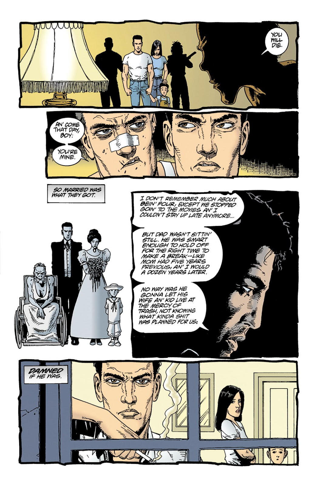 Preacher Issue #9 #18 - English 14