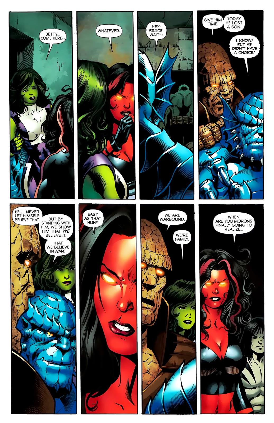 Incredible Hulks (2010) Issue #617 #7 - English 23