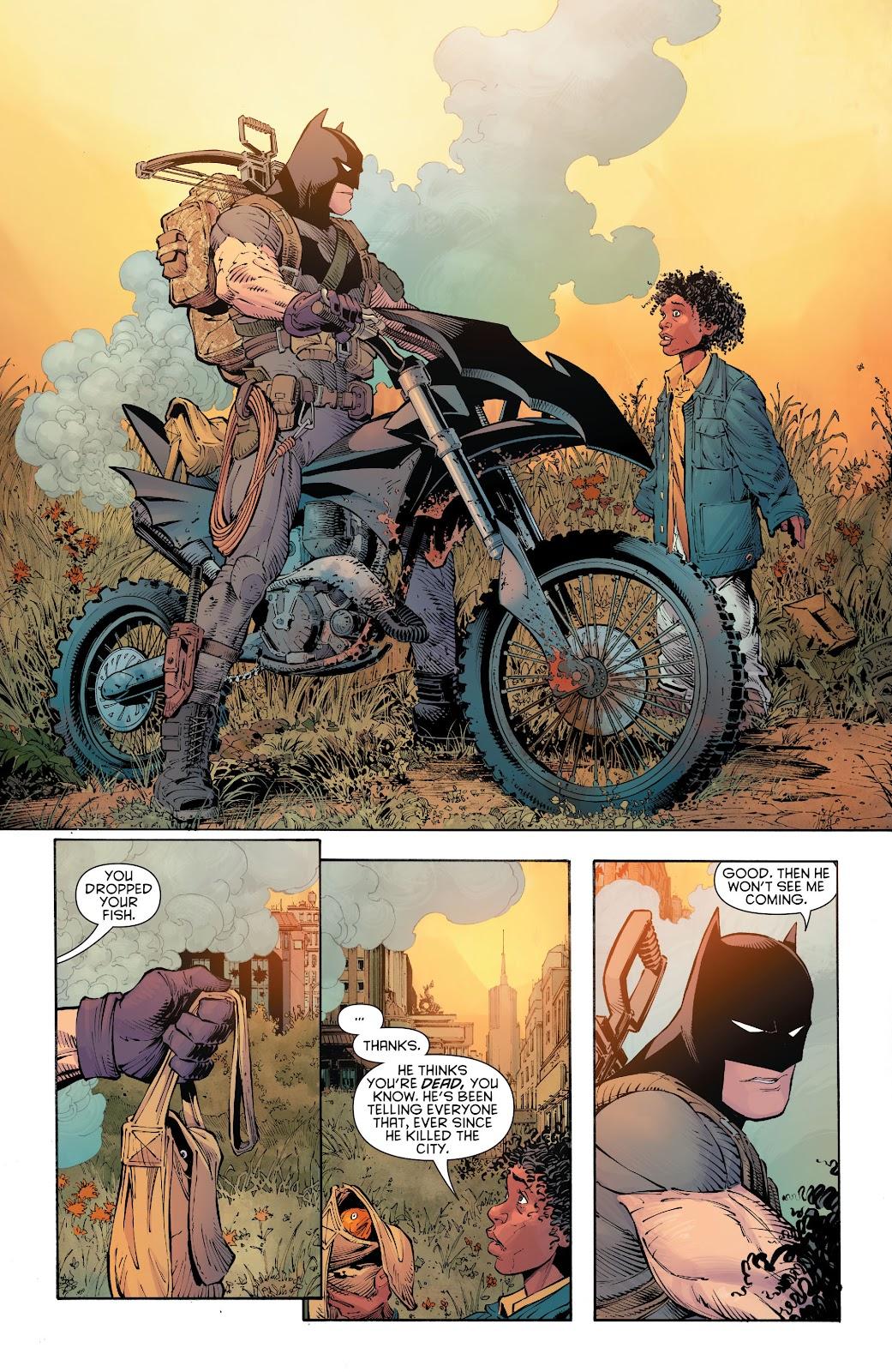 Batman (2011) Issue #21 #36 - English 5