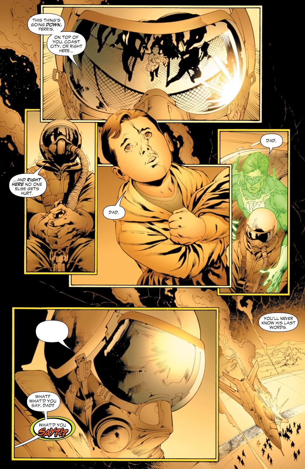 Green Lantern: The Sinestro Corps War Full #1 - English 64