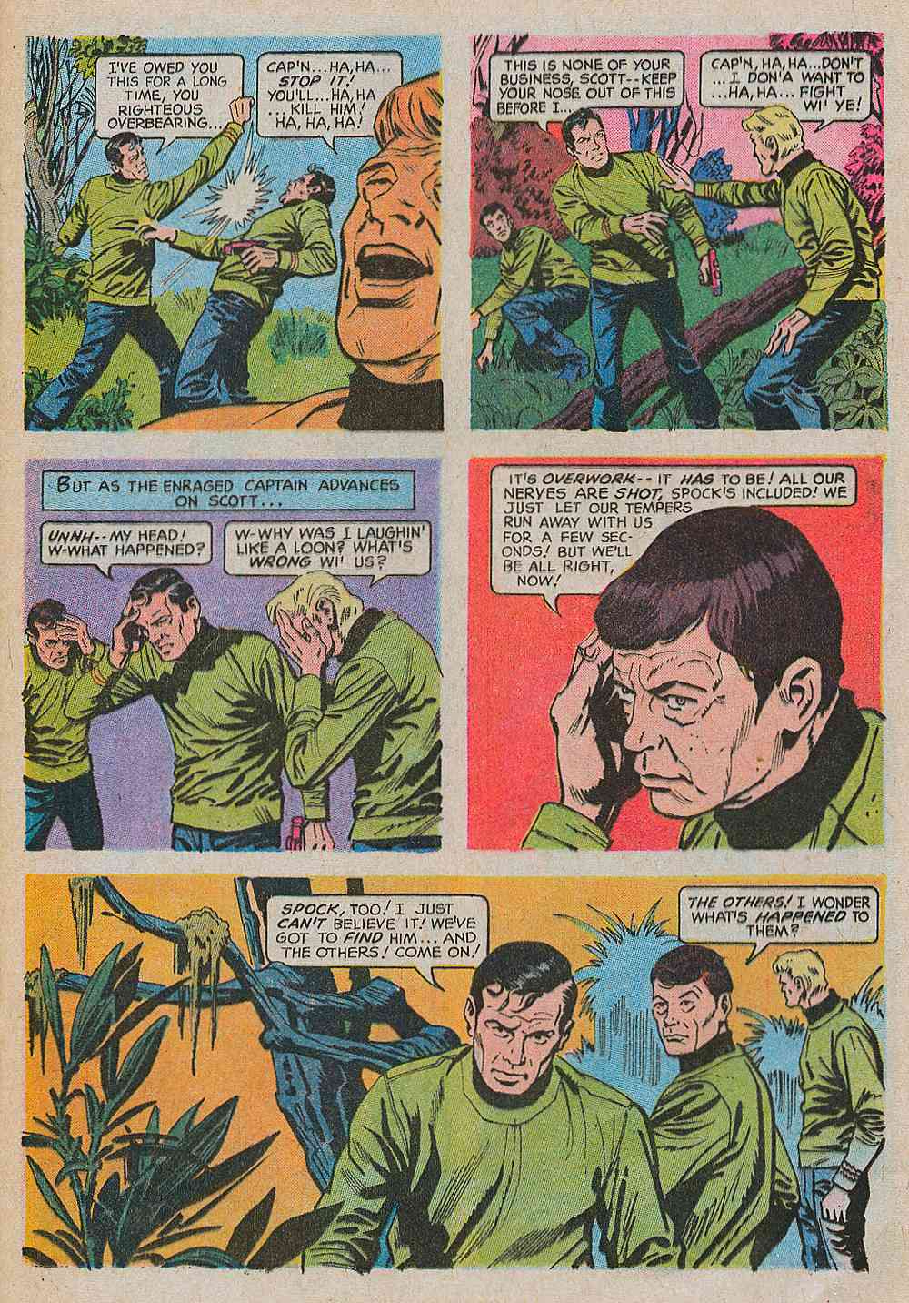 Star Trek (1967) Issue #11 #11 - English 16