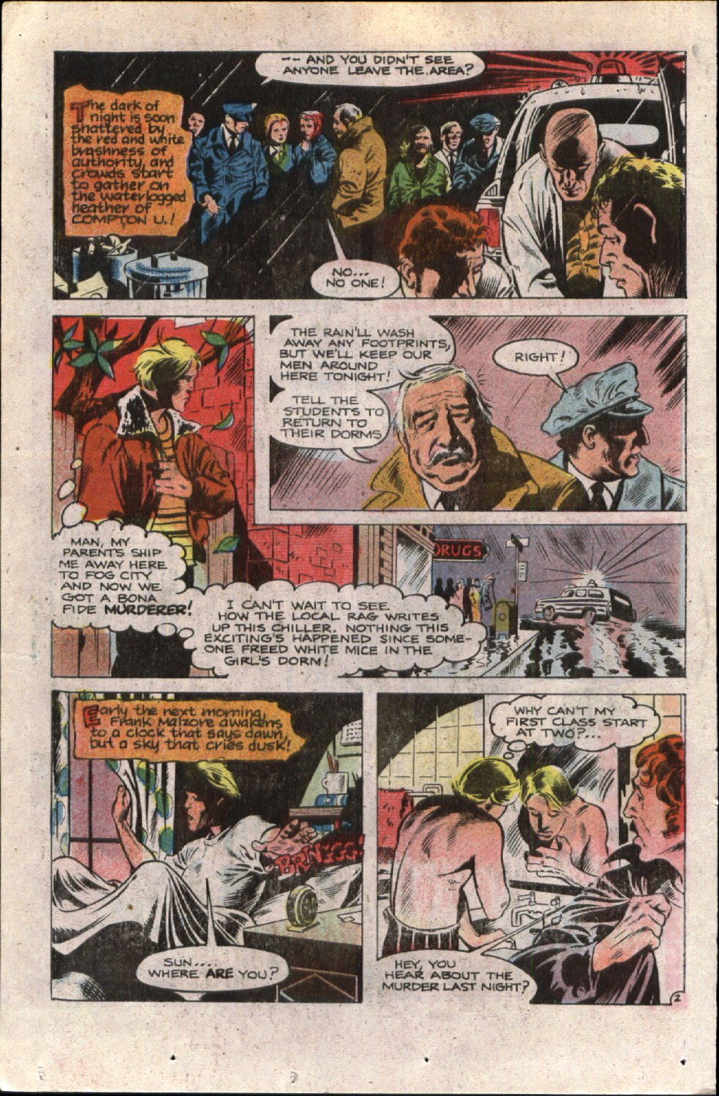 Read online Scary Tales comic -  Issue #31 - 24