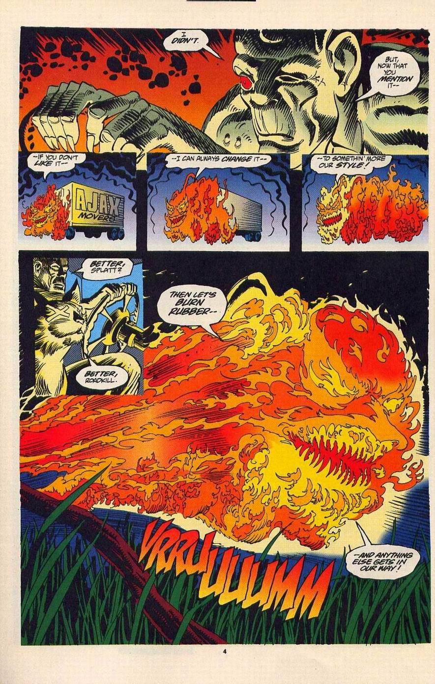 Read online Secret Defenders comic -  Issue #4 - 5