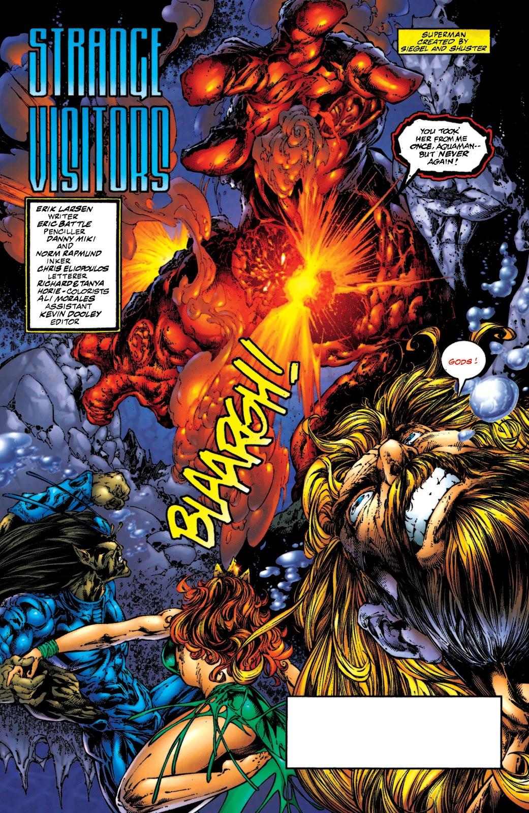 Aquaman (1994) Issue #53 #59 - English 2