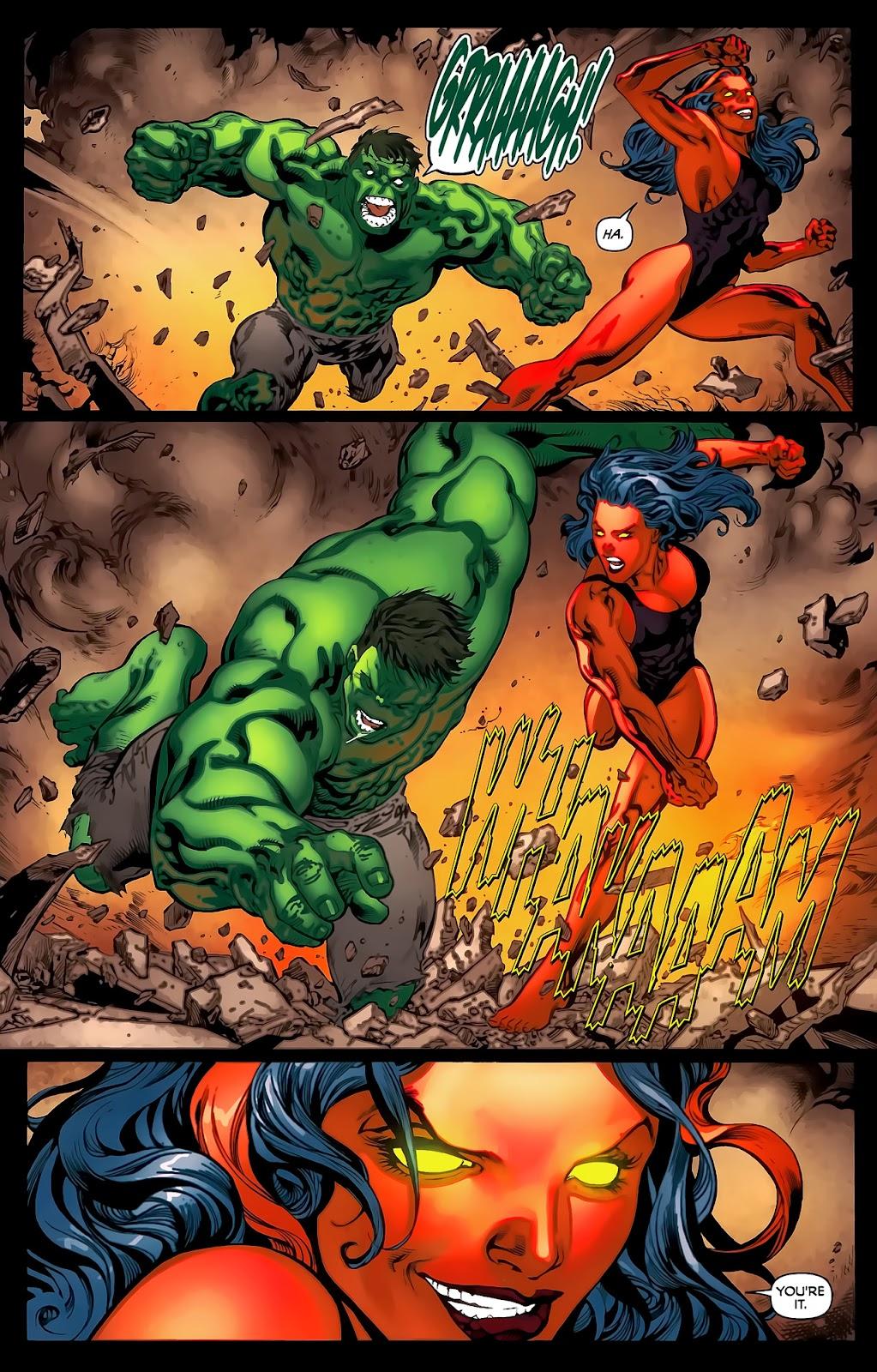 Incredible Hulks (2010) Issue #612 #2 - English 16