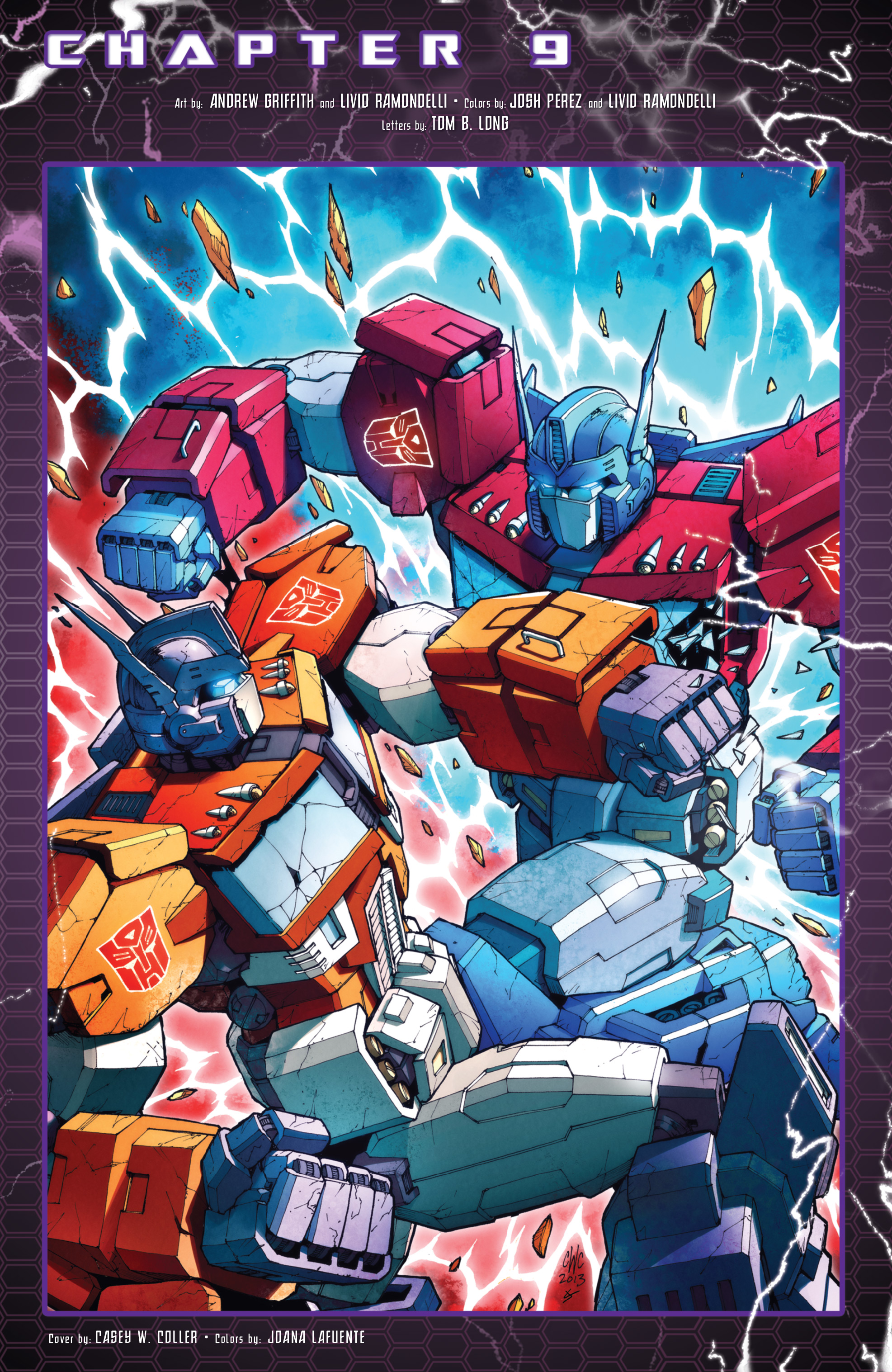 Read online The Transformers: Dark Cybertron Finale comic -  Issue # Full - 53