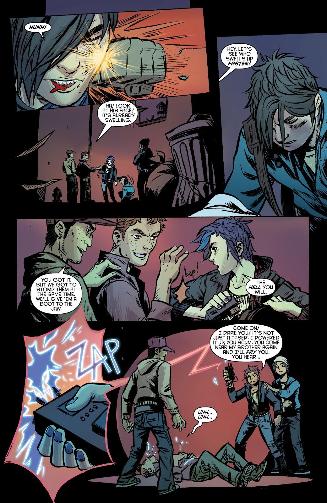 Batman (2011) Issue #12 #27 - English 13