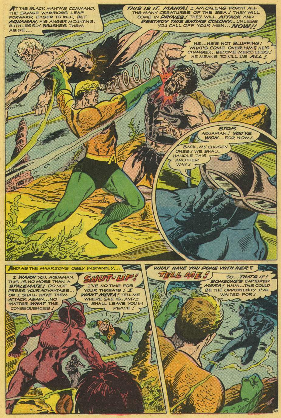 Aquaman (1962) Issue #42 #42 - English 15