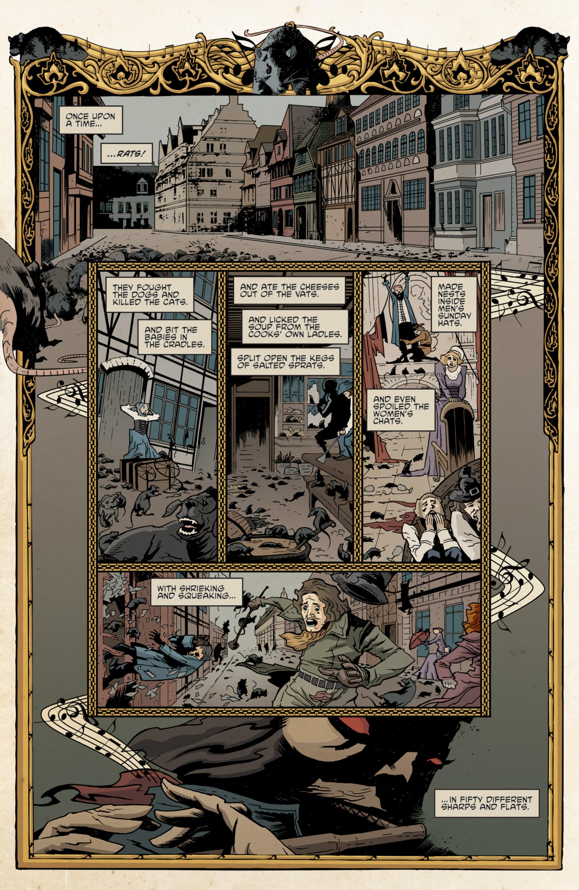 Read online Teenage Mutant Ninja Turtles (2011) comic -  Issue #36 - 4