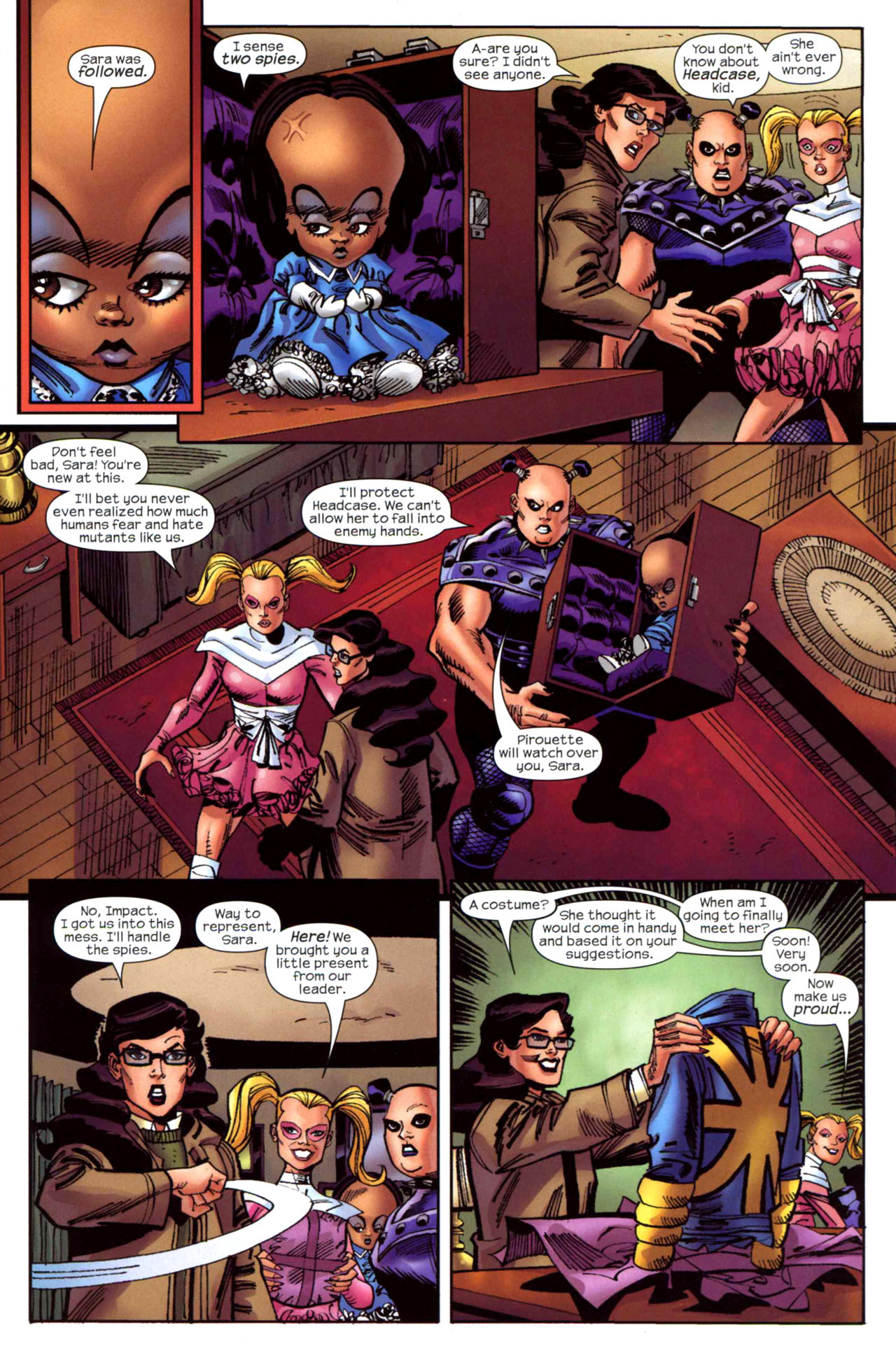 Amazing Spider-Girl #21 #10 - English 15