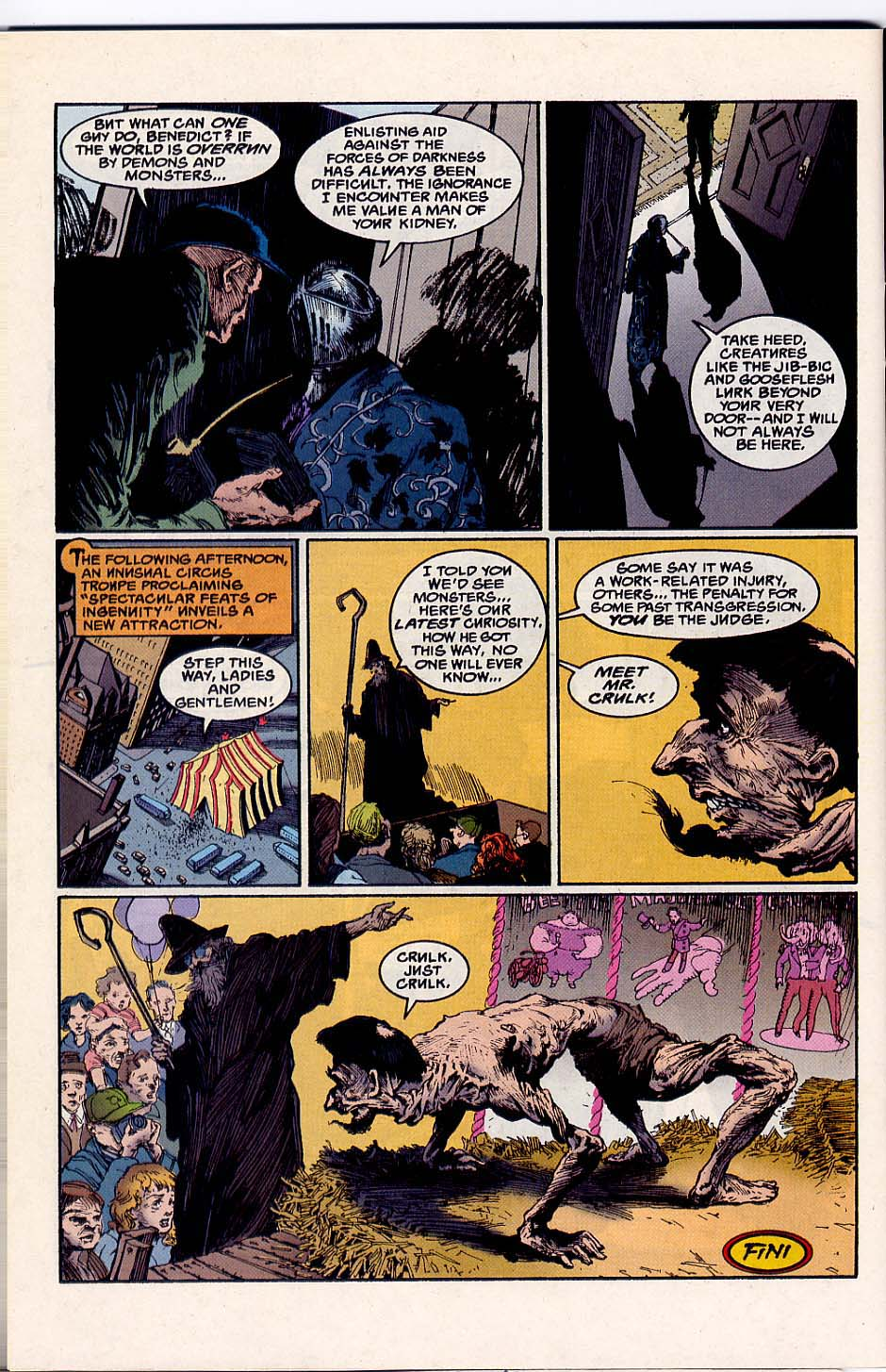 Hellboy: Wake the Devil Issue #5 #5 - English 34