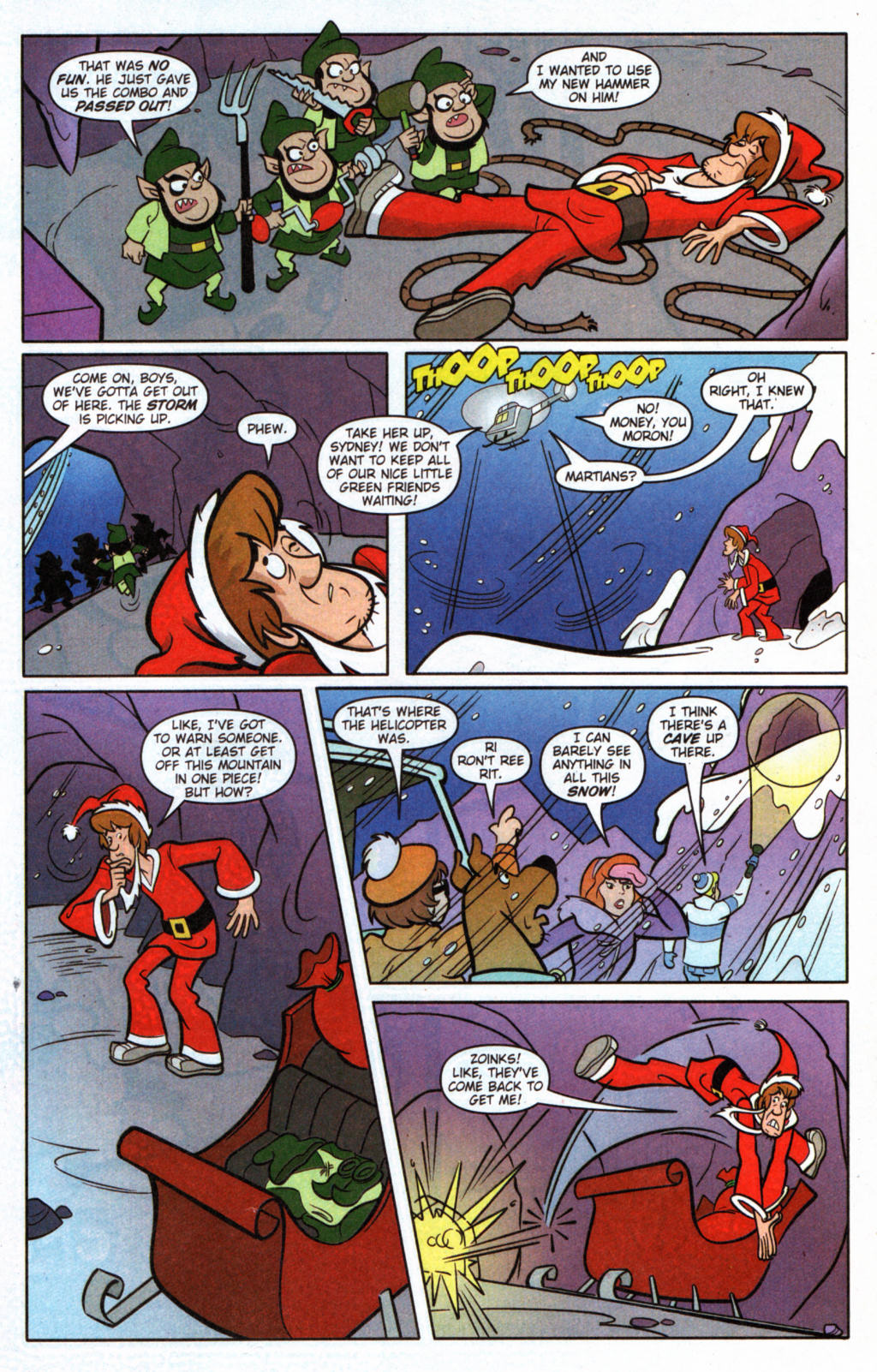Read online Scooby-Doo (1997) comic -  Issue #115 - 18
