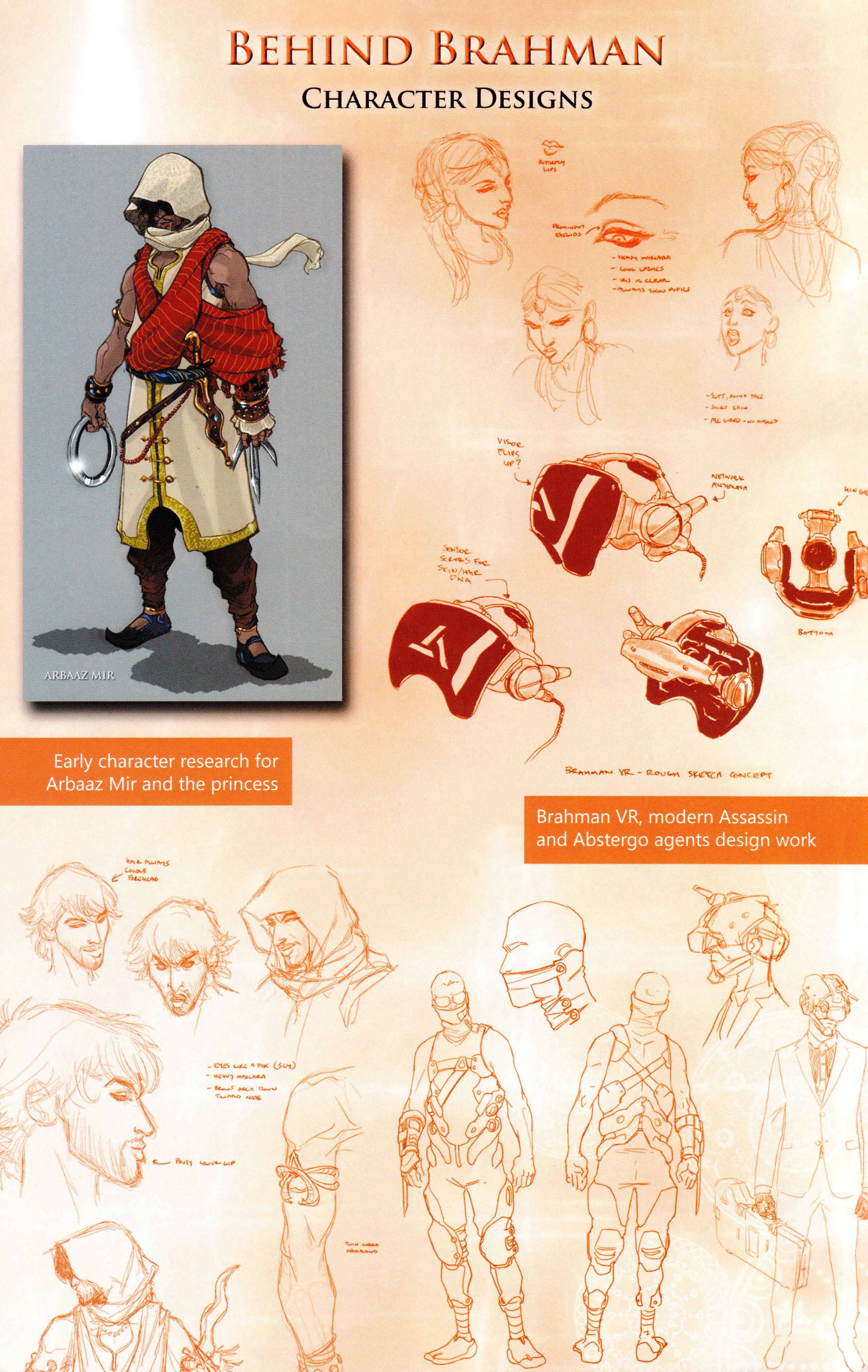 Read online Assassin's Creed Brahman comic -  Issue #Assassin's Creed Brahman Full - 112