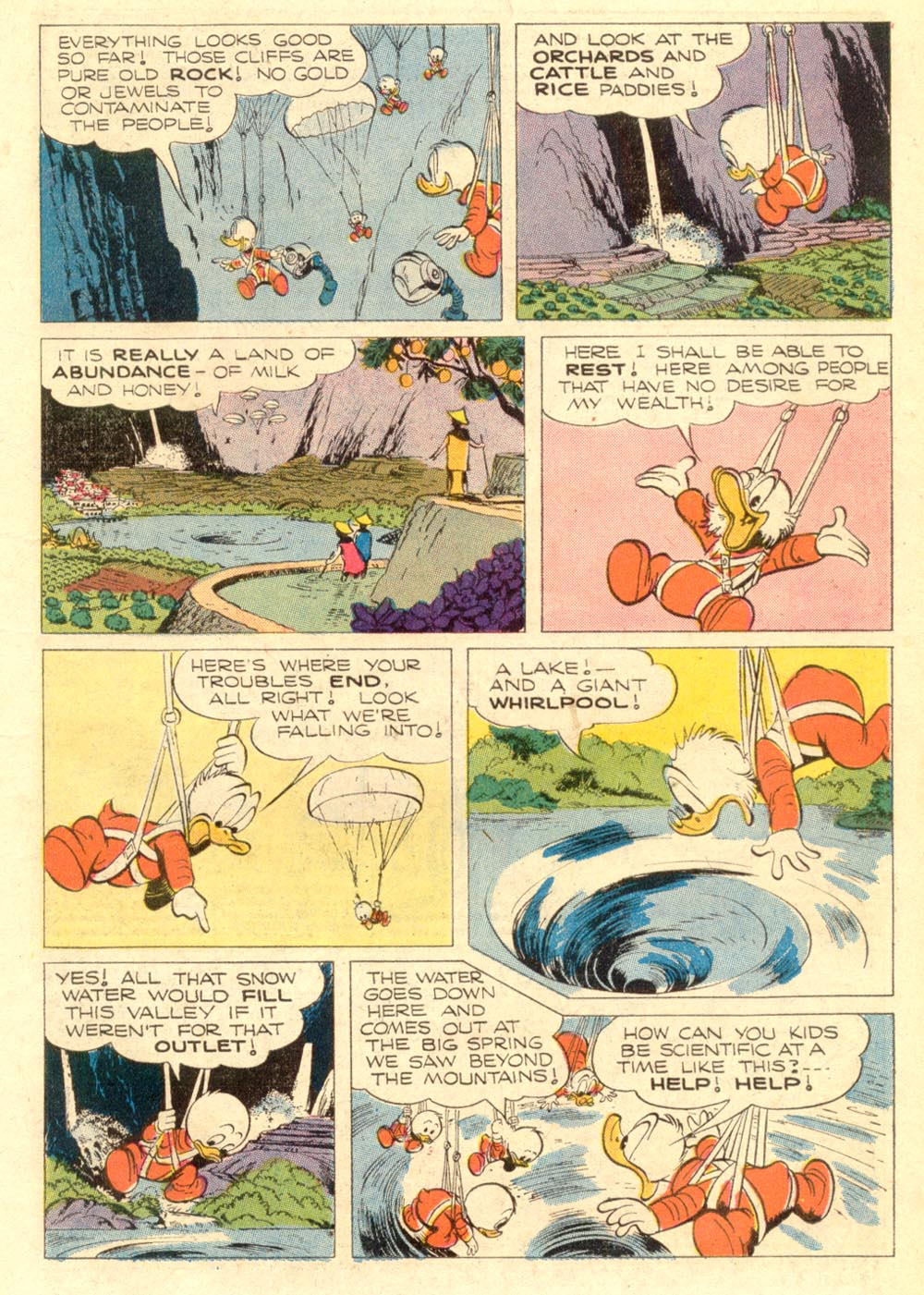 Uncle Scrooge (1953) Issue #106 #106 - English 15