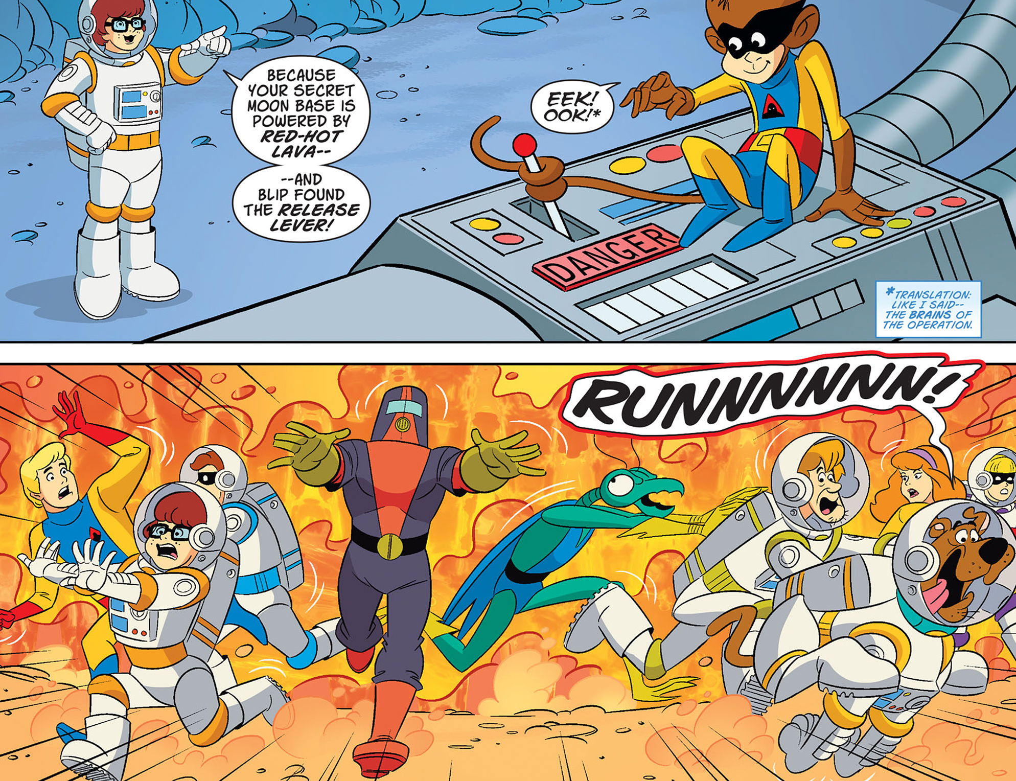 Read online Scooby-Doo! Team-Up comic -  Issue #40 - 19