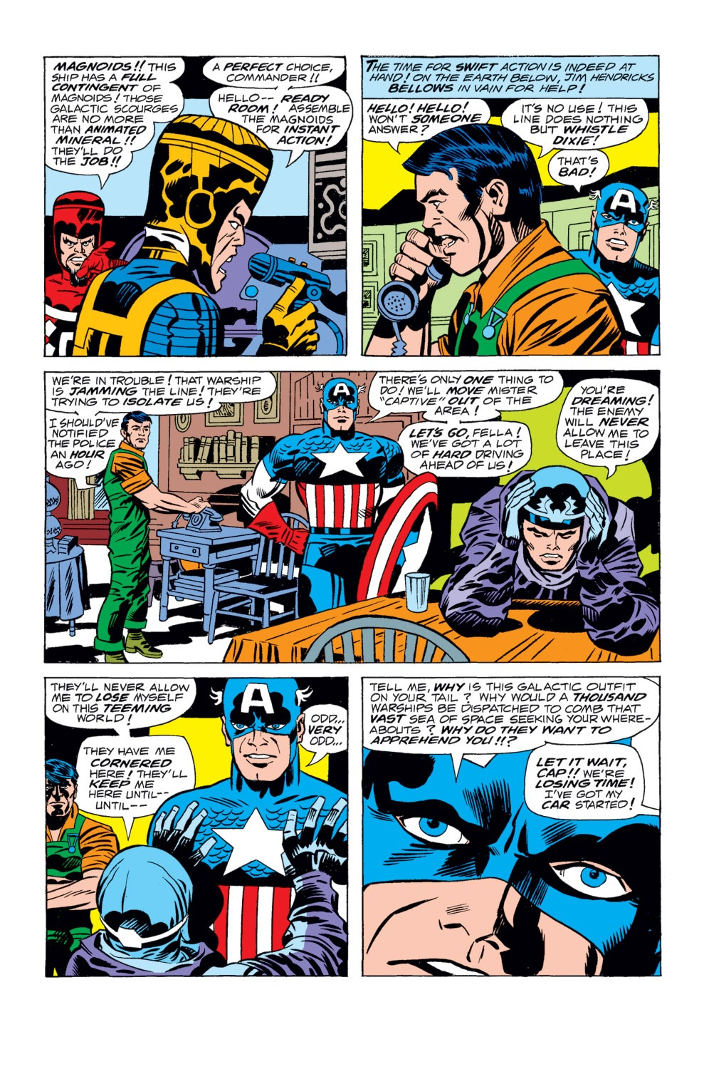 Captain America (1968) _Annual 3 #3 - English 14