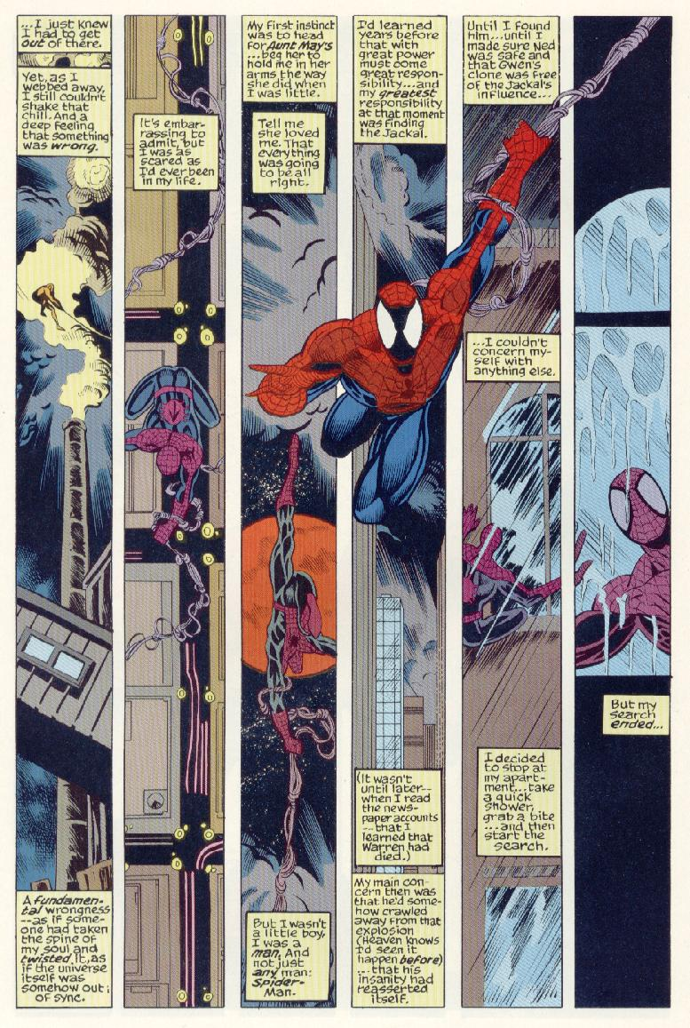Read online Spider-Man: The Lost Years comic -  Issue #0 - 38