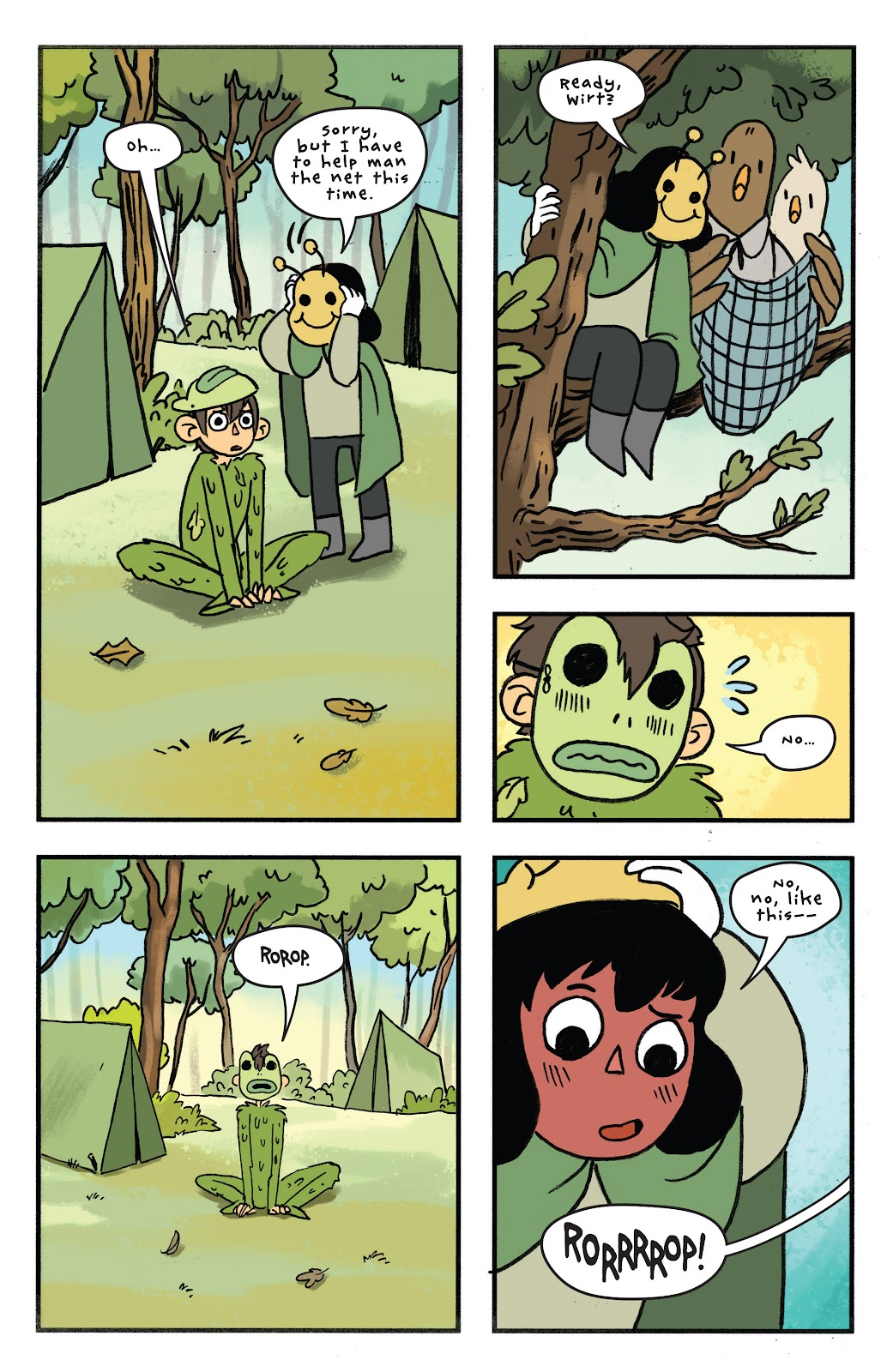 Over the Garden Wall (2016) Issue #11 #11 - English 20