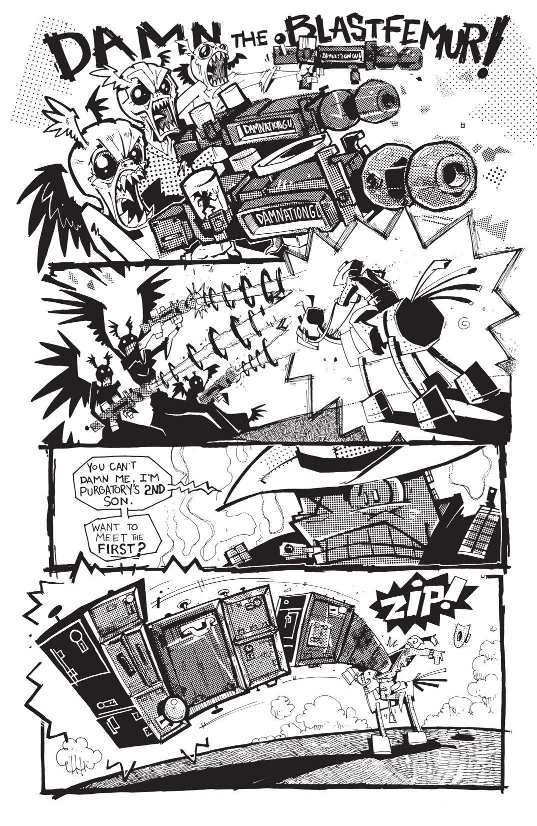 Read online Scud: The Disposable Assassin: The Whole Shebang comic -  Issue # TPB (Part 4) - 112