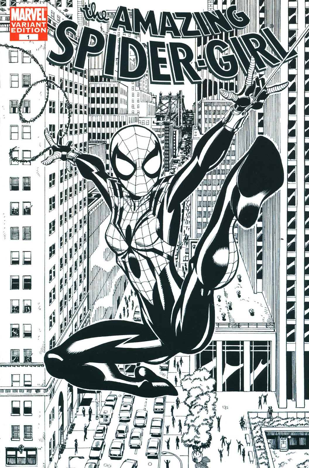Amazing Spider-Girl Issue #1 #2 - English 3
