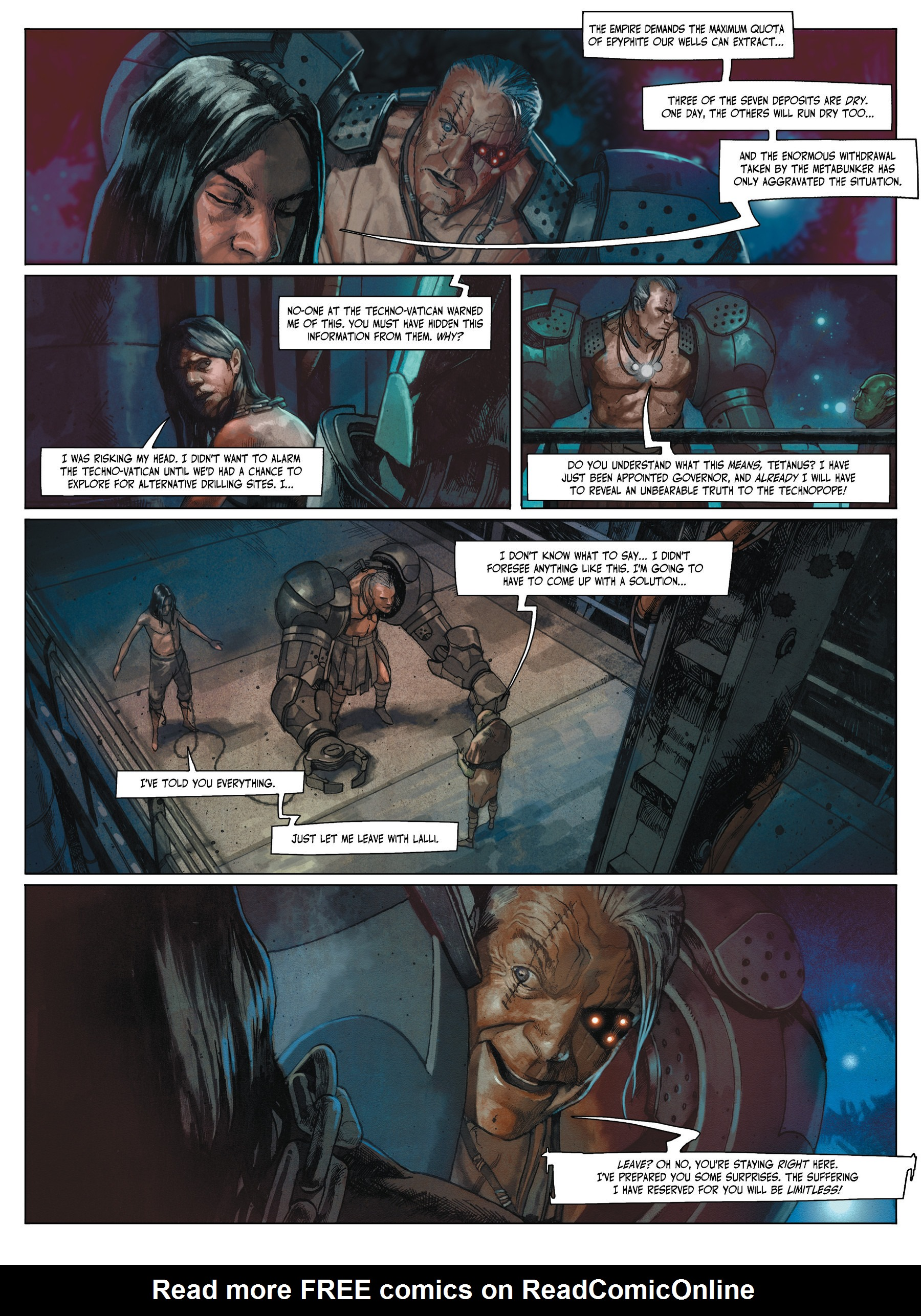 The Metabaron #1 #6 - English 46