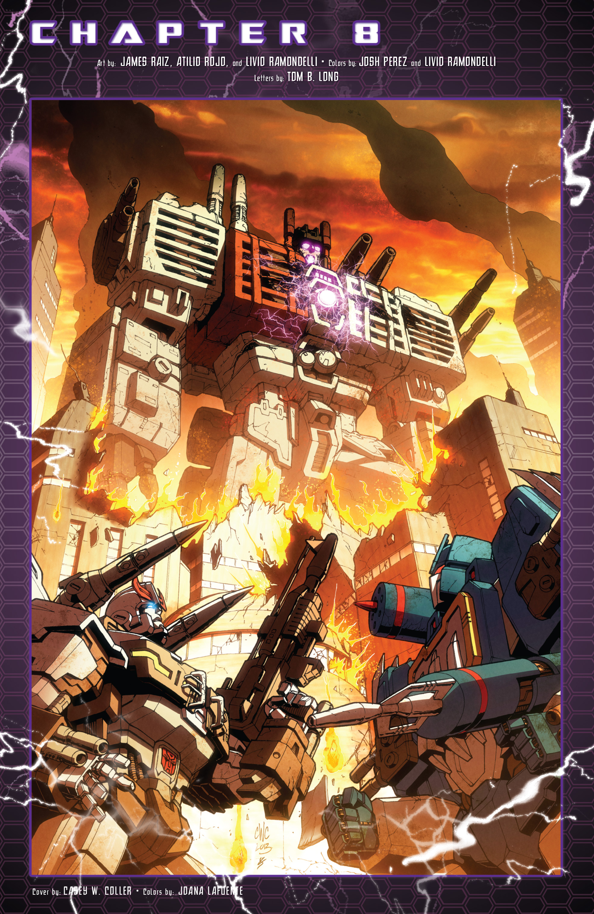 Read online The Transformers: Dark Cybertron Finale comic -  Issue # Full - 29