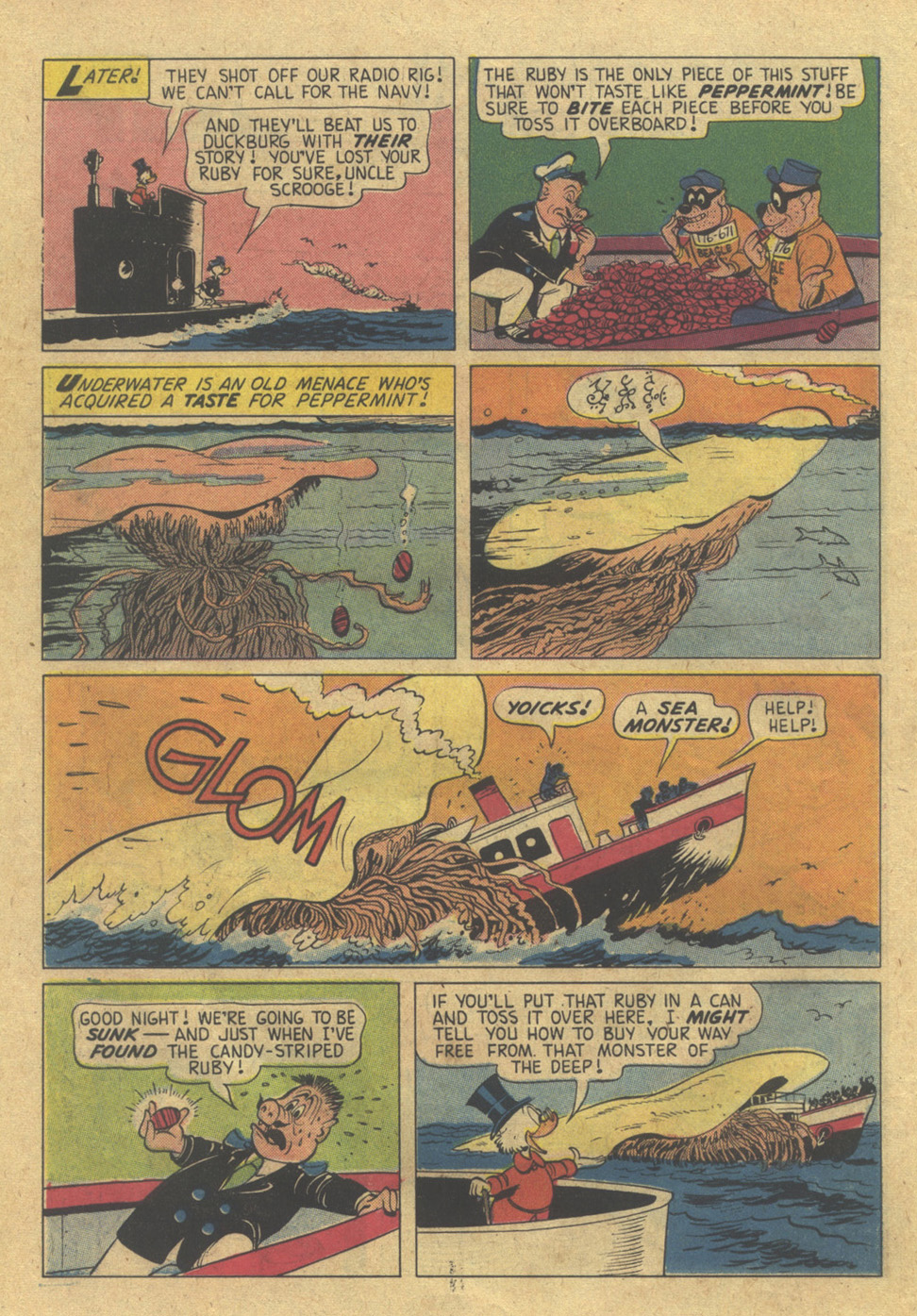 Uncle Scrooge (1953) Issue #98 #98 - English 26