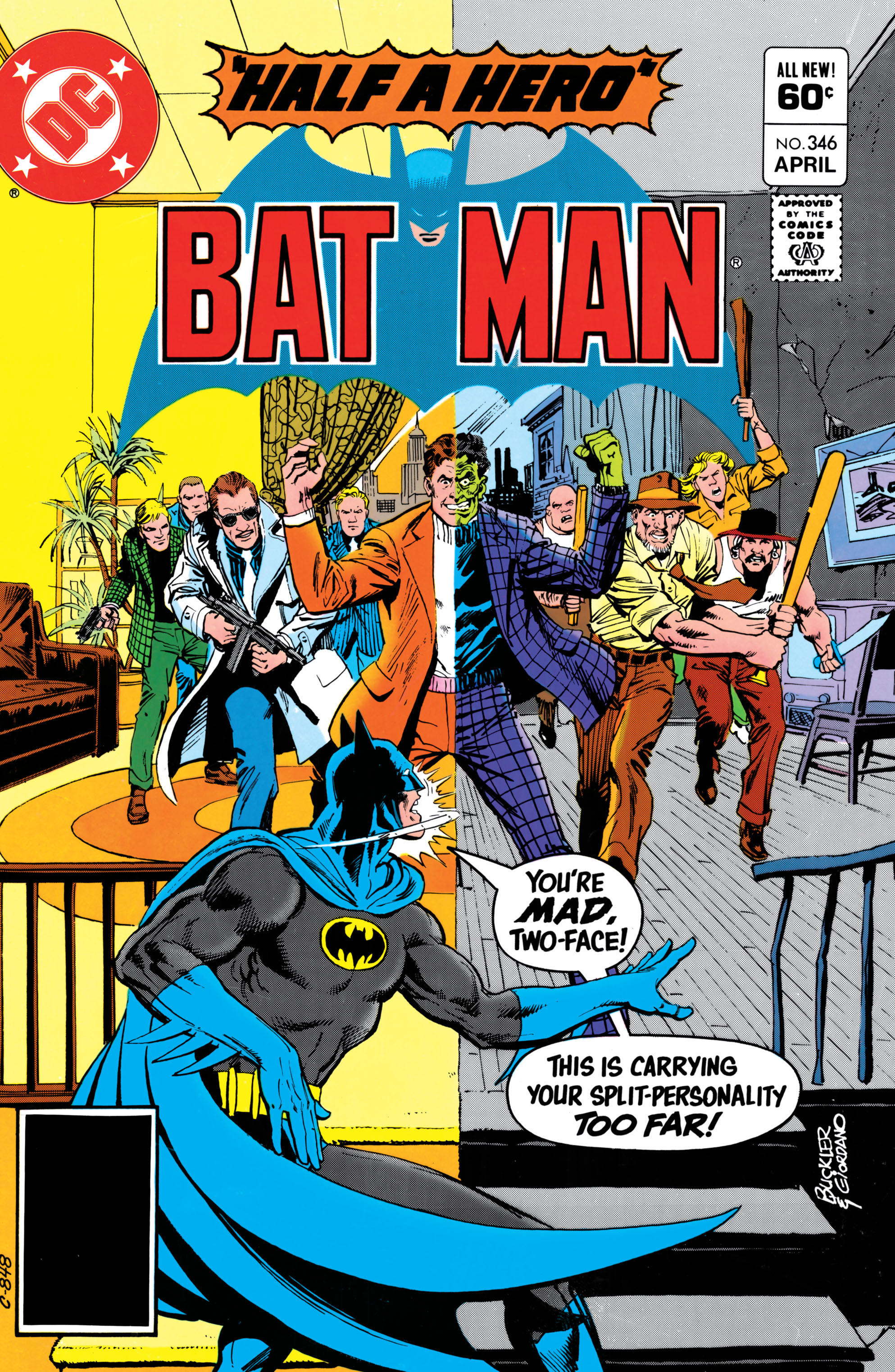 Batman (1940) 346 Page 1